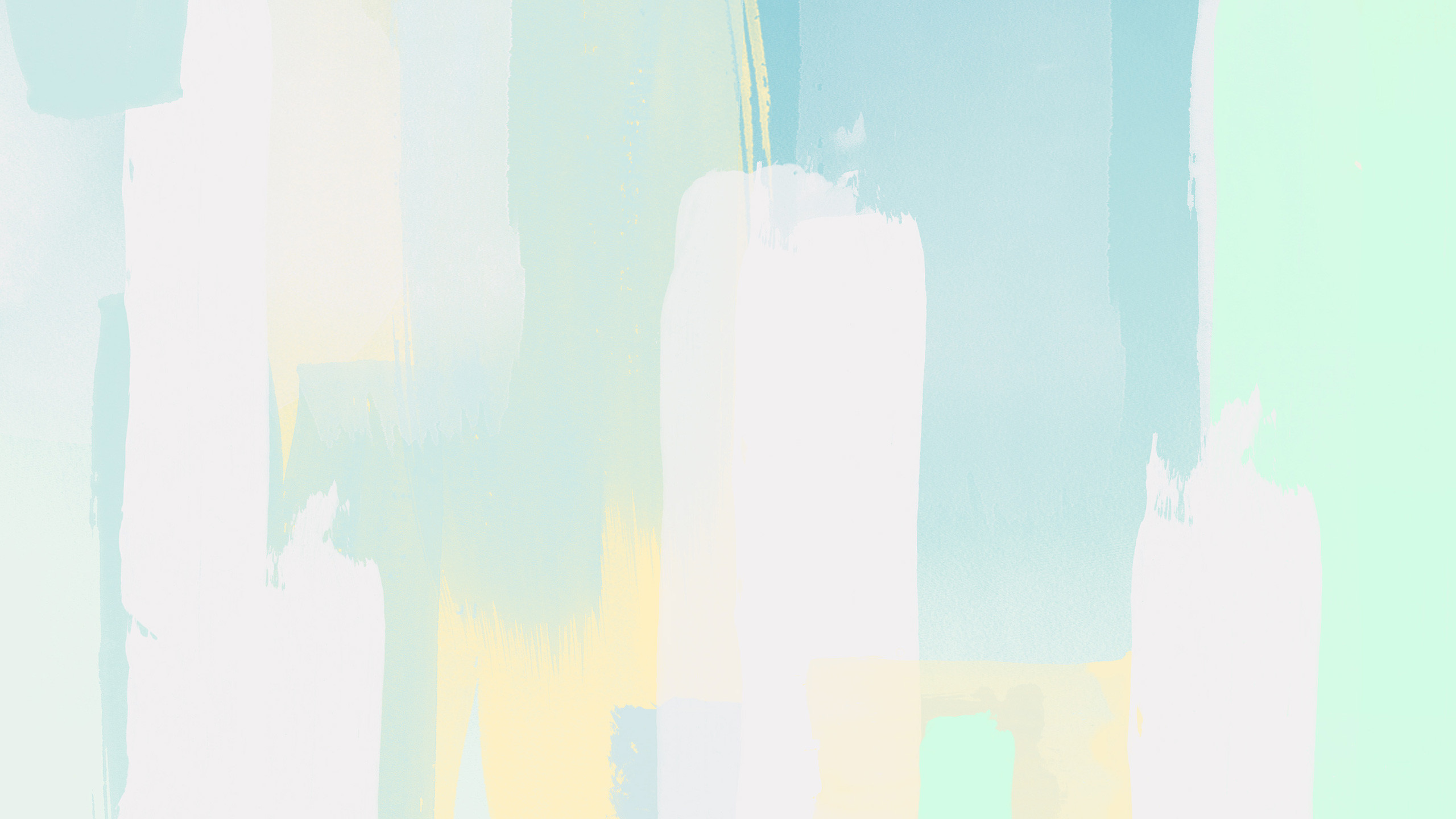 I like the calming and casual brush strokes but would want the colors  changed. Original · Blue YellowMint GreenBrush StrokesWallpaper …