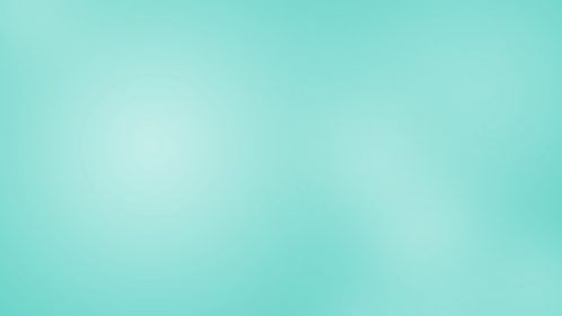 Abstract Mint Color Wallpaper in HD 1080p