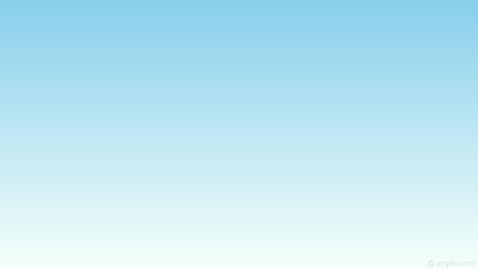 wallpaper gradient blue white linear sky blue mint cream #87ceeb #f5fffa 90°
