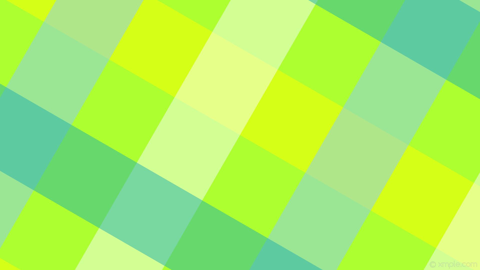 wallpaper yellow penta white blue green striped gingham green yellow mint  cream light sky blue light