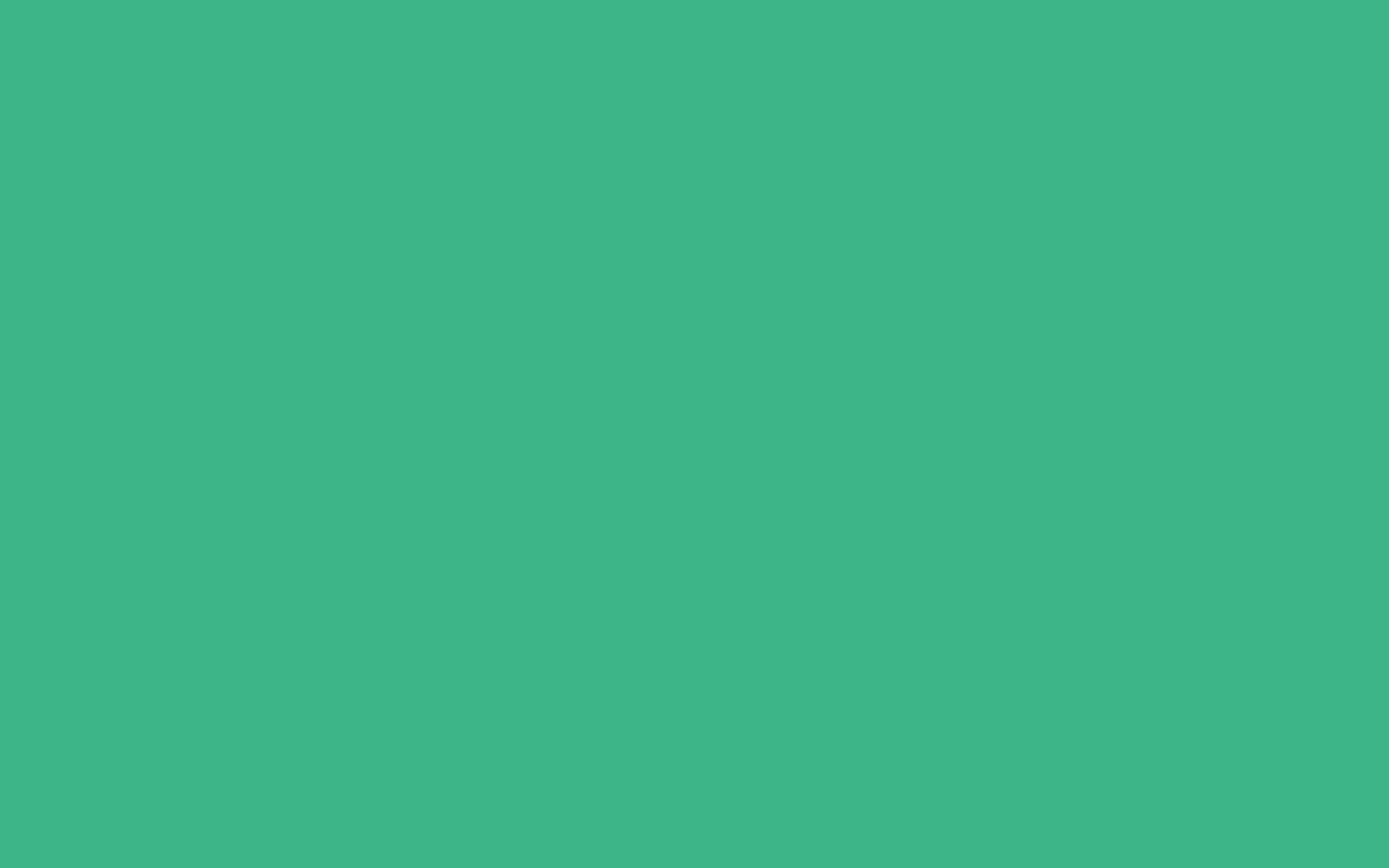 Mint Solid Color Background