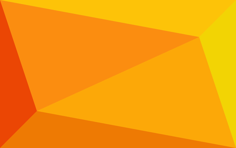 Gorgeous Orange Wallpaper