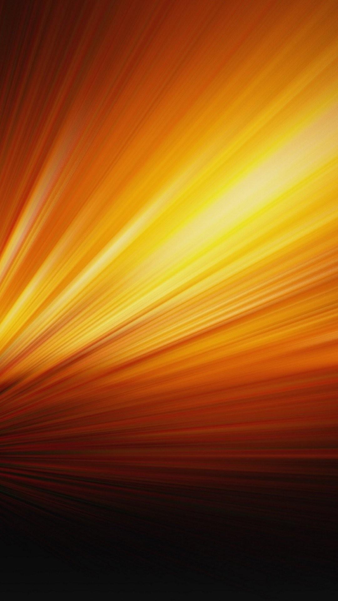 Orange Light HD iPhone 6 Plus Wallpaper 34823 – Abstract iPhone 6 Plus  Wallpapers