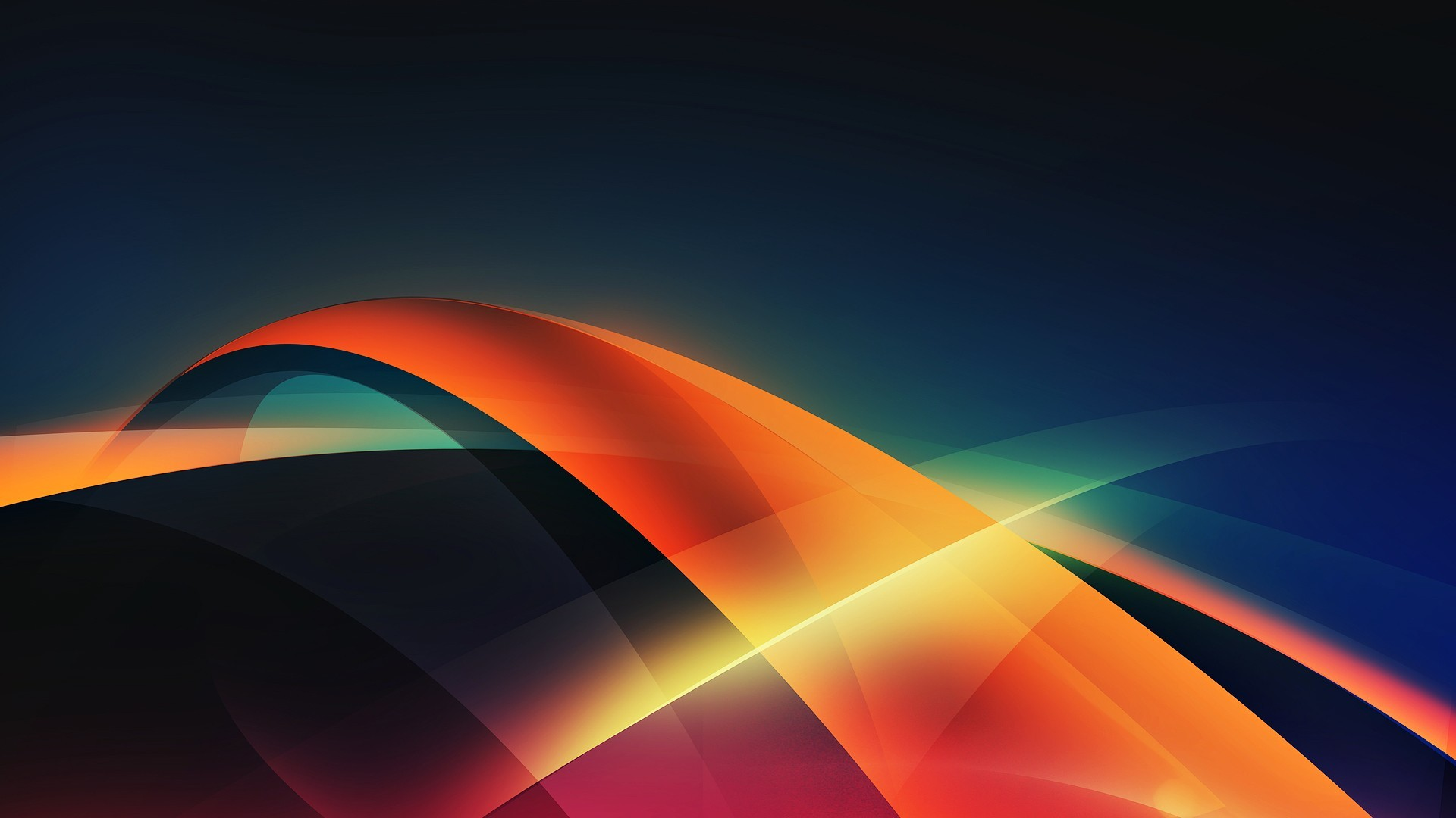 Blue And Orange Wallpapers Free Download.