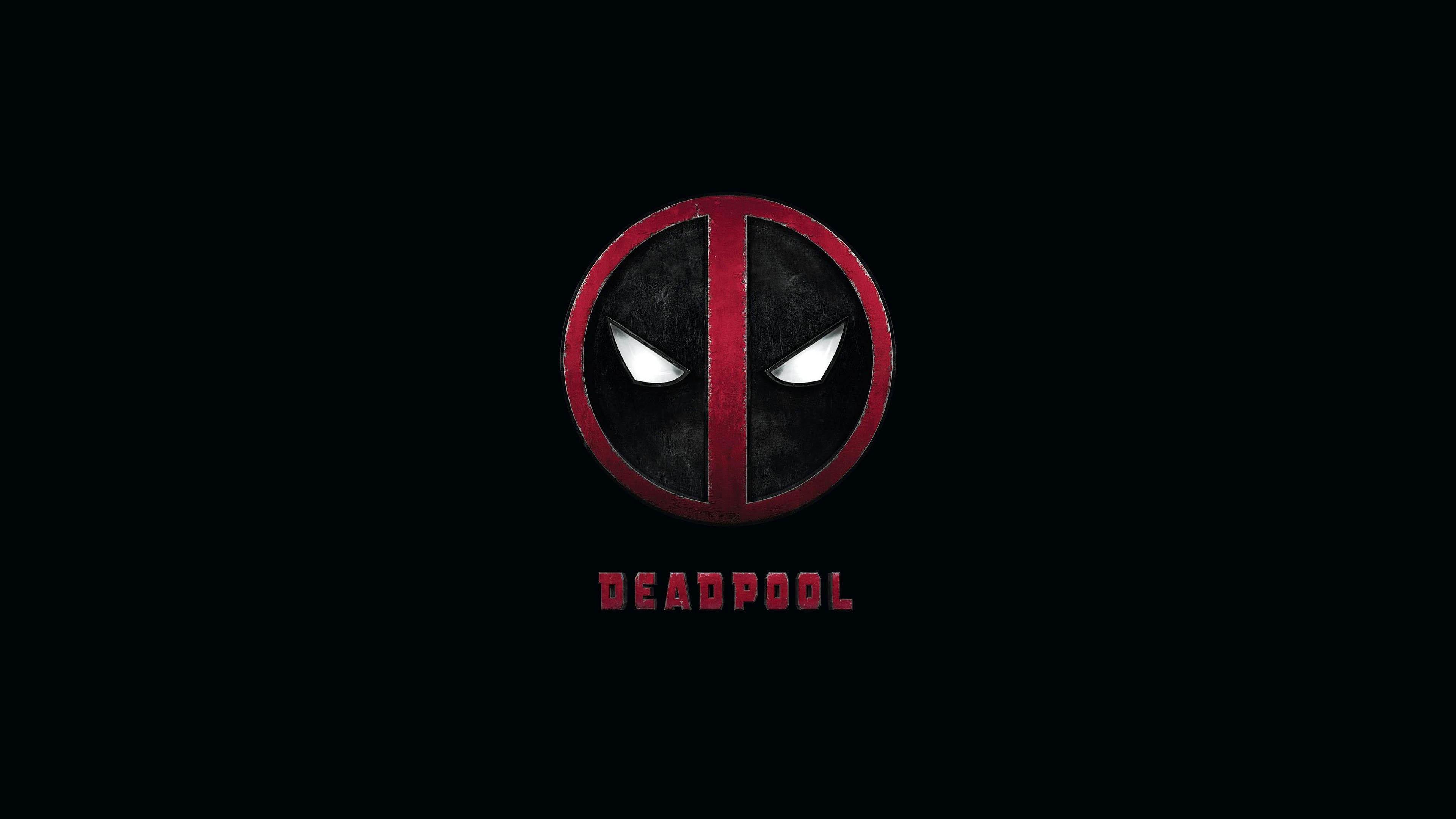 Deadpool Symbol Logo wallpaper