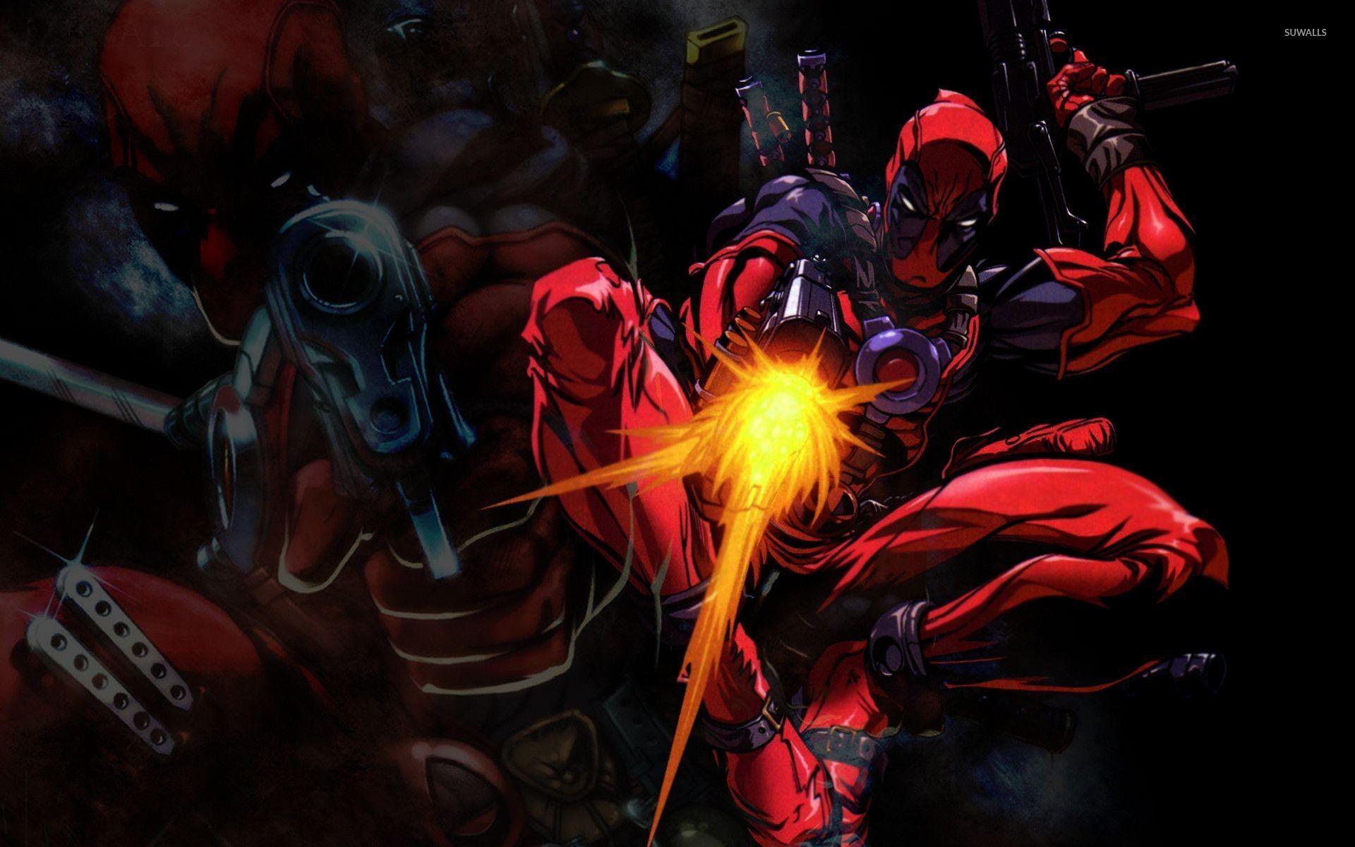 Deadpool [11] wallpaper jpg