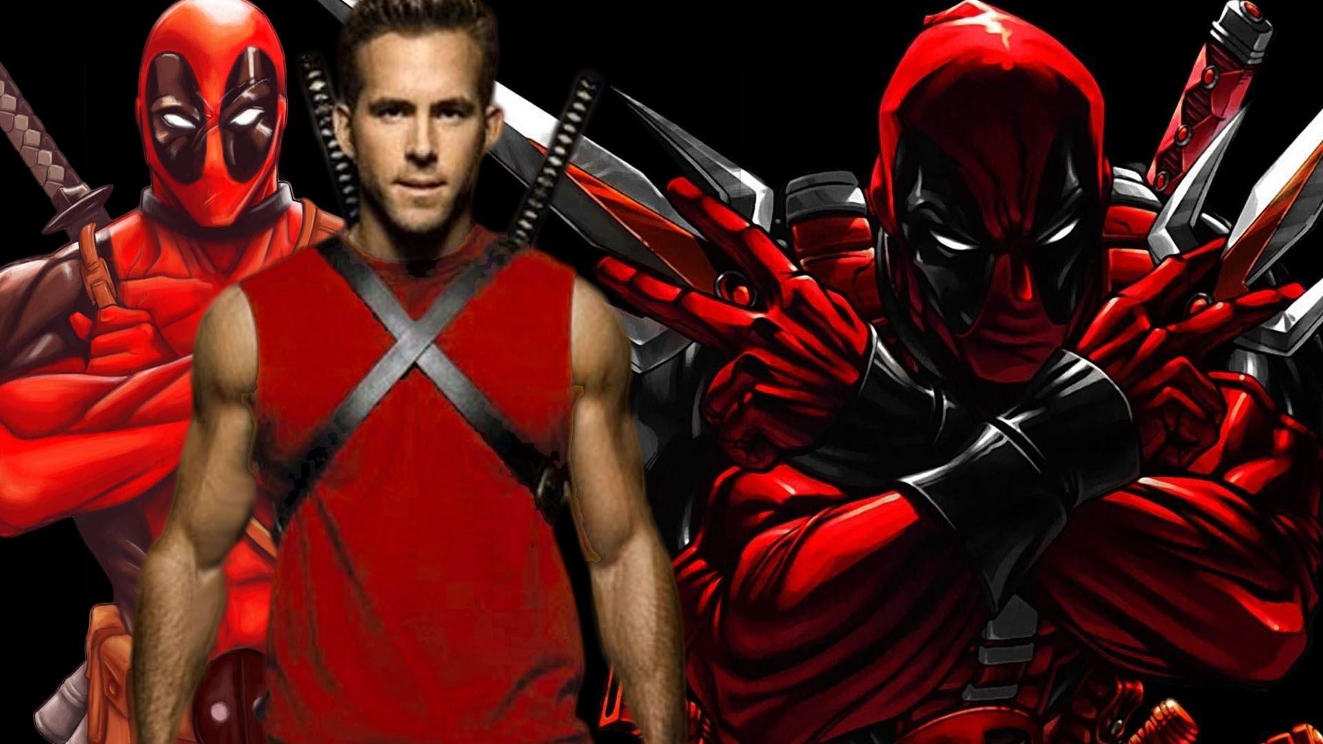 Deadpool Ryan Reynolds Wallpapers Mobile