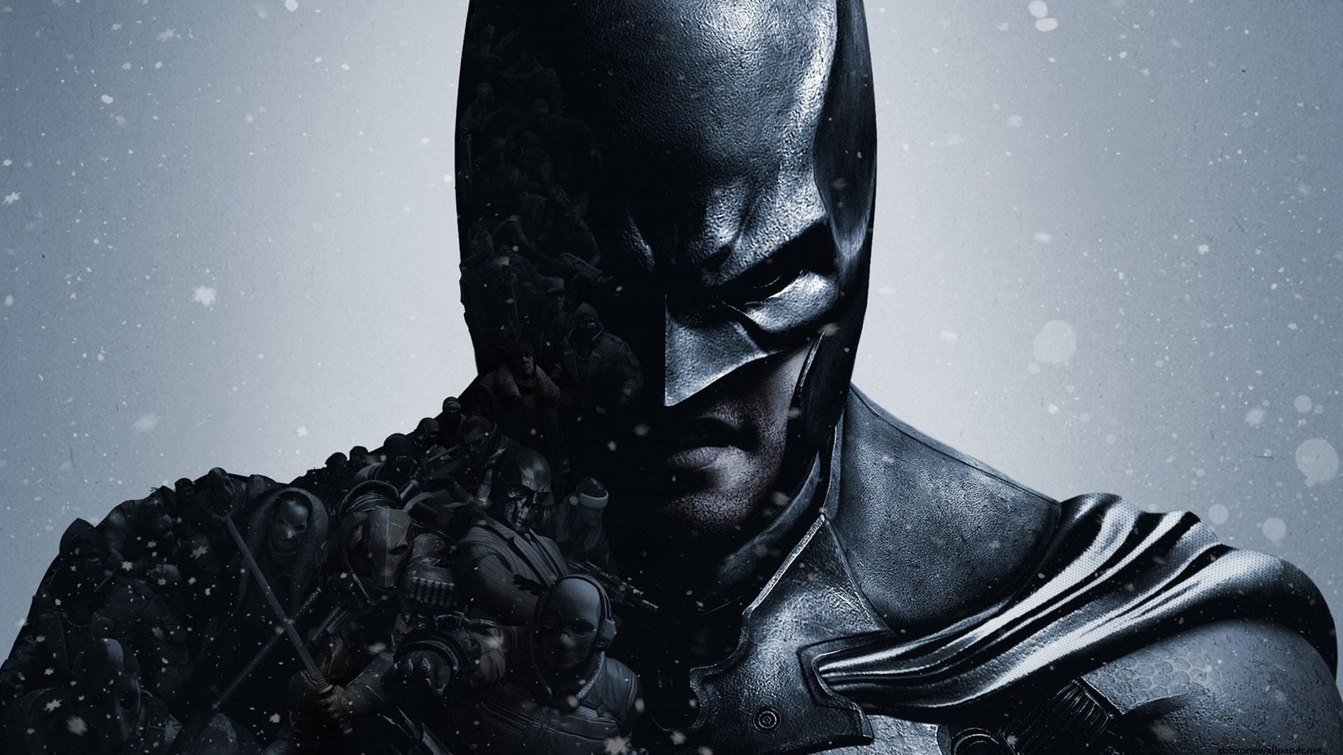 Batman Arkham Origins Wallpaper, HD Wallpaper, Photo, 1080p, 1920×1080