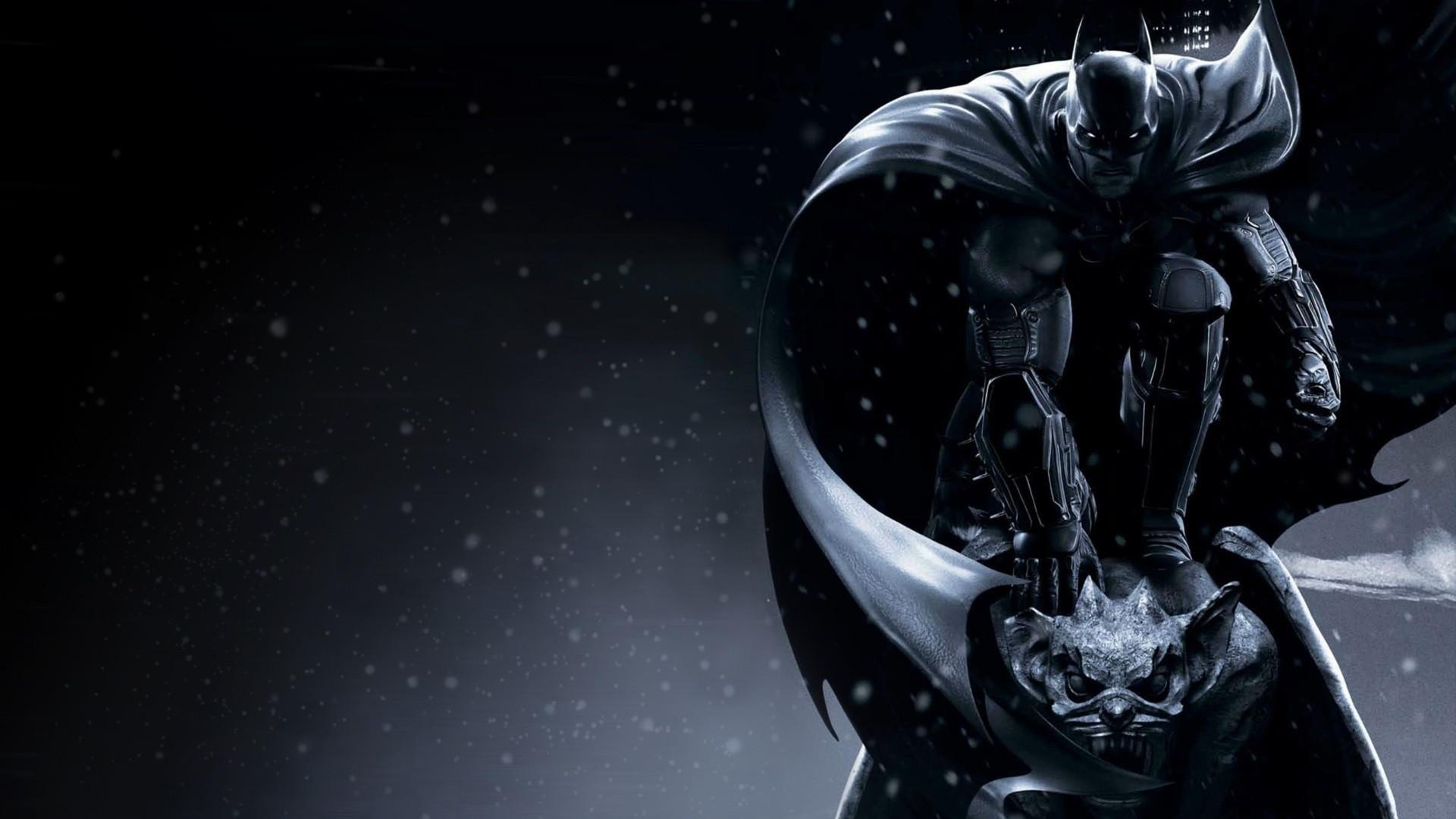 Batman Arkham Origins desktop wallpaper | WallpaperPixel