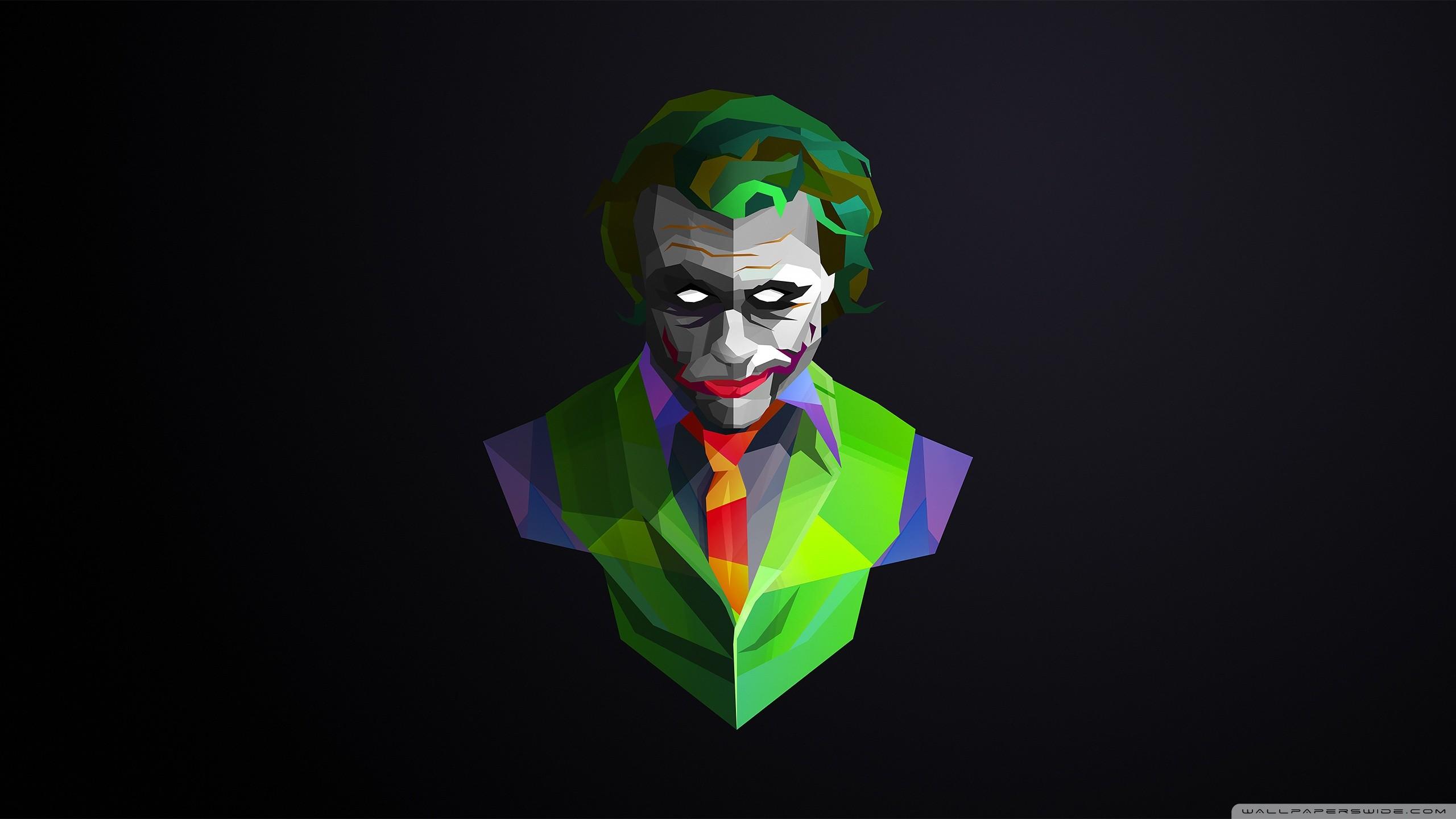 Joker HD Wide Wallpaper for Widescreen