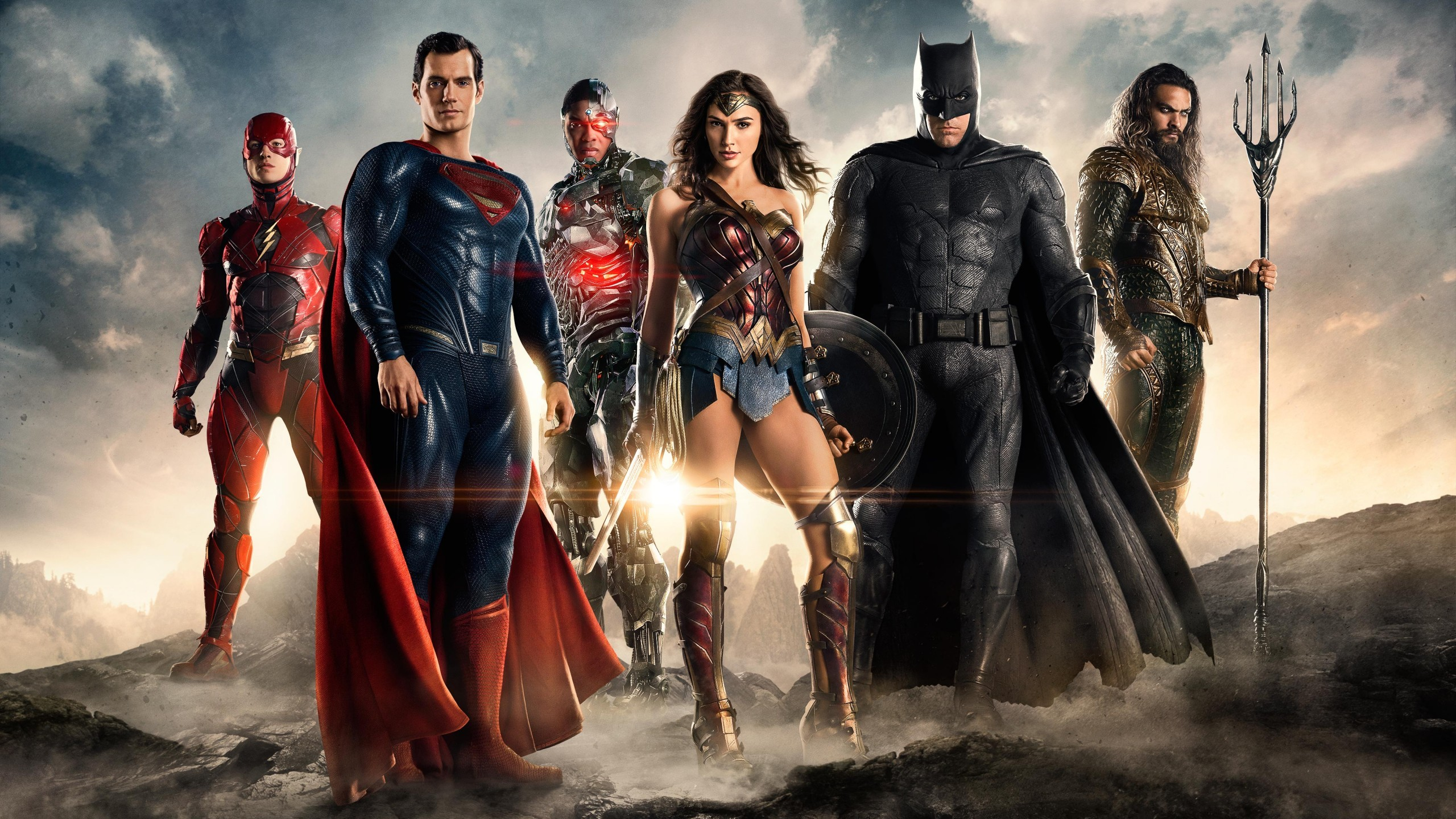 Movies / Justice League Wallpaper