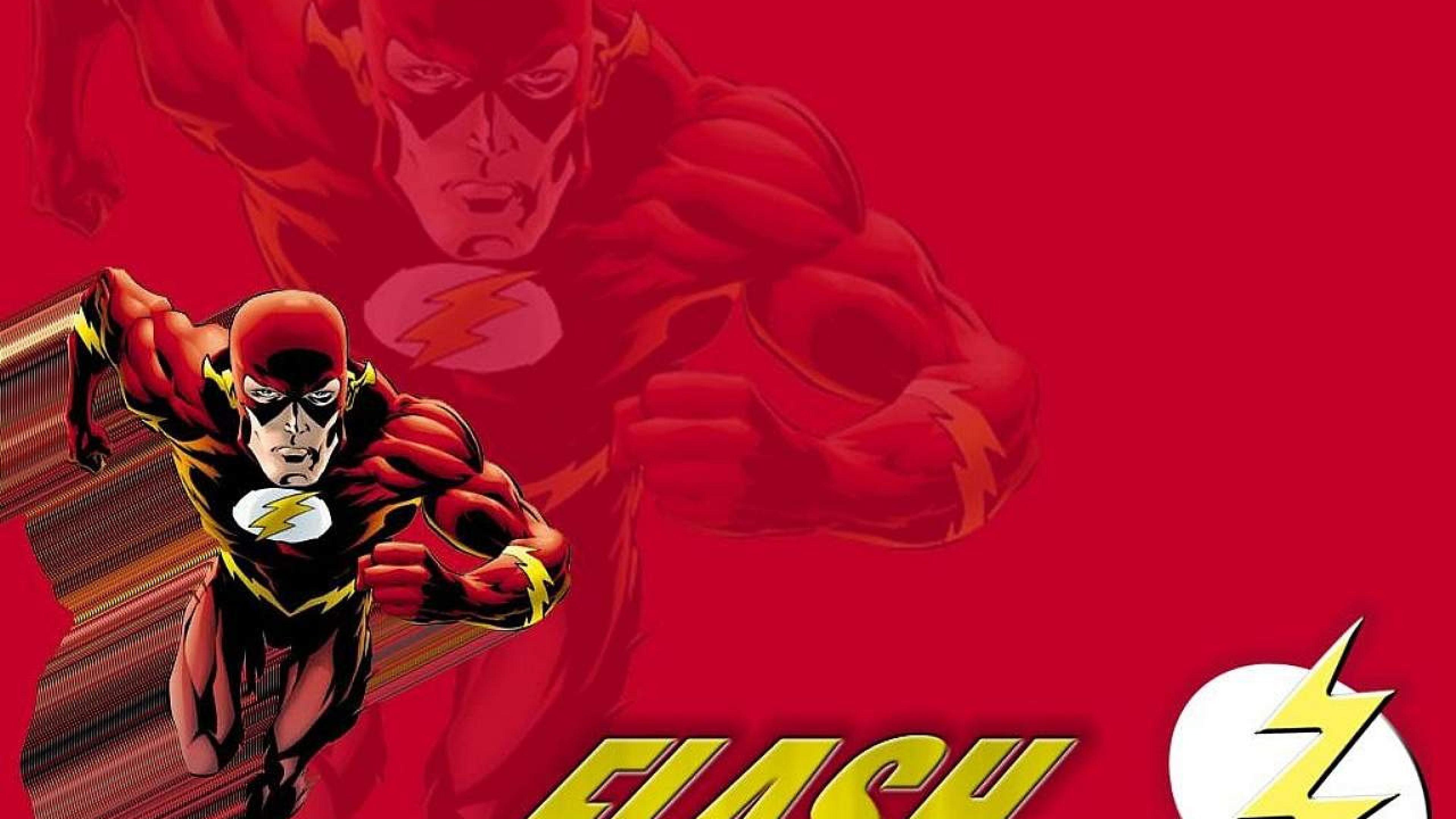 The Flash Desktop Wallpaper