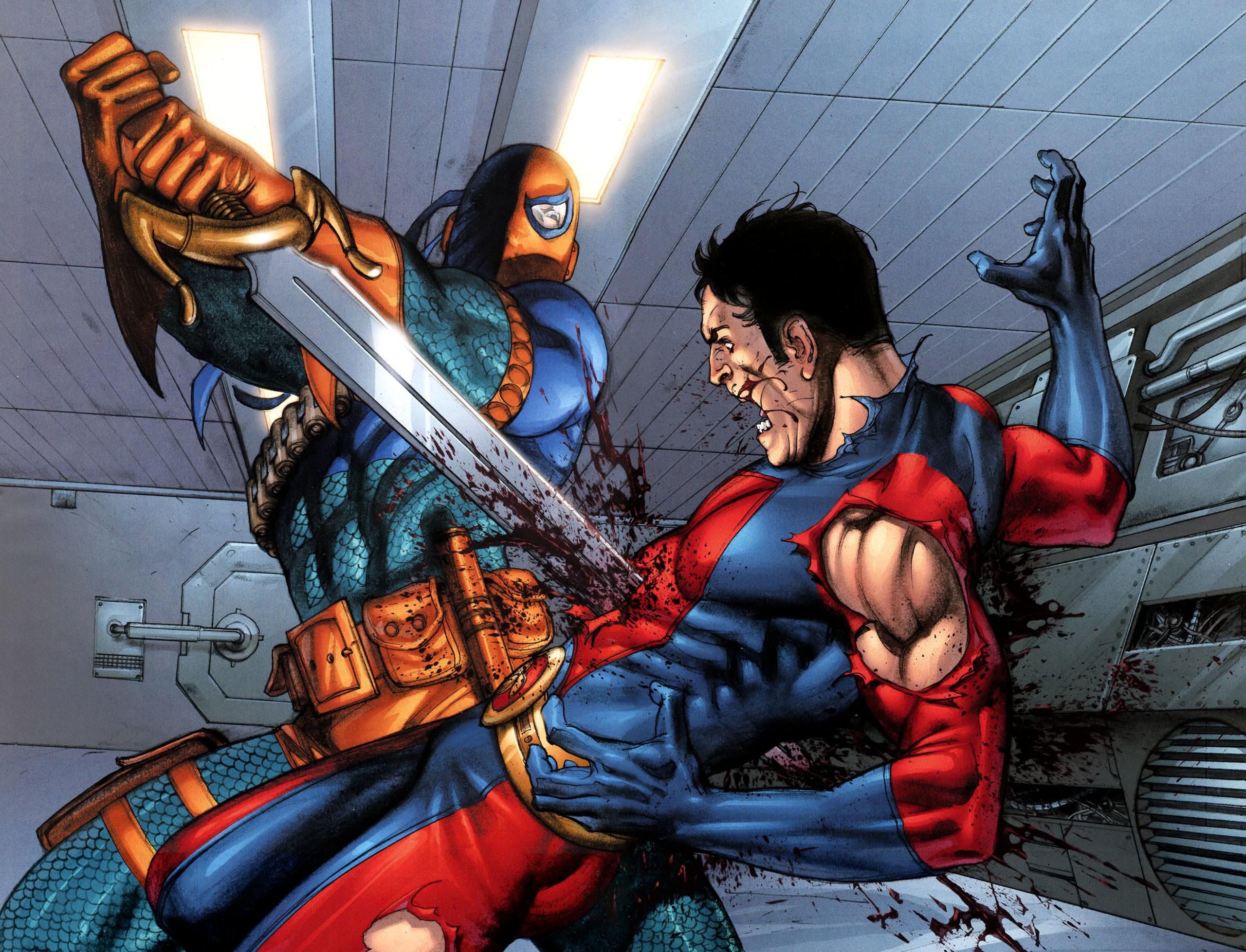 Comics – Deathstroke Wallpaper