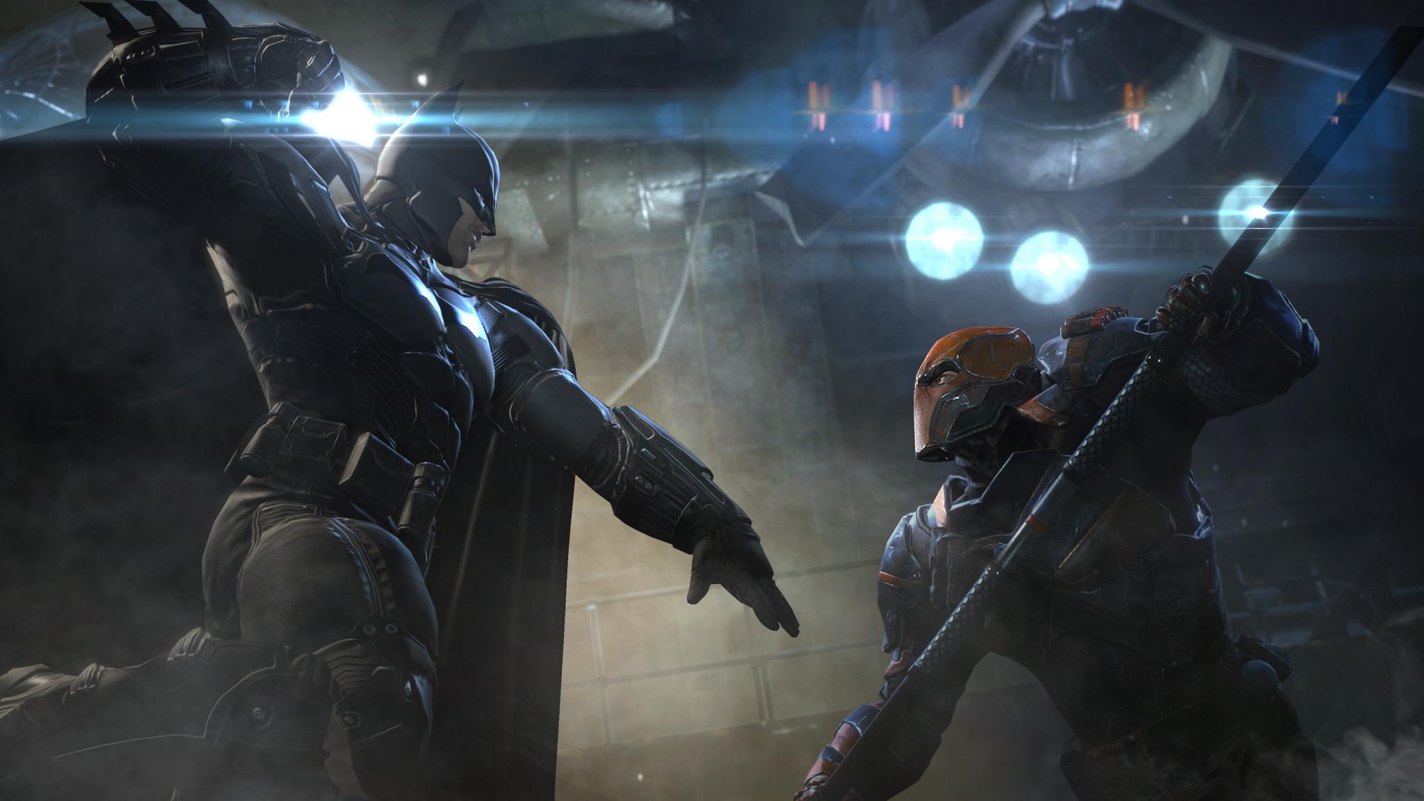 98 <b>Batman</b>: <b>Arkham Origins HD