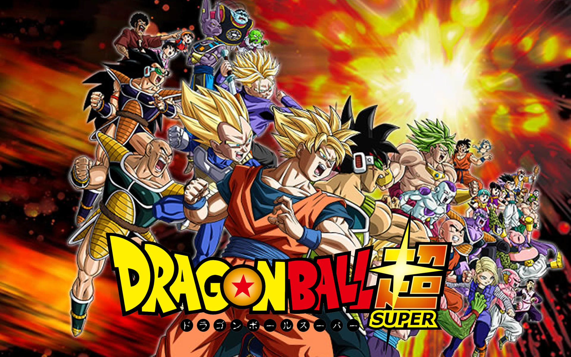 Dragon Ball Super wallpaper 2