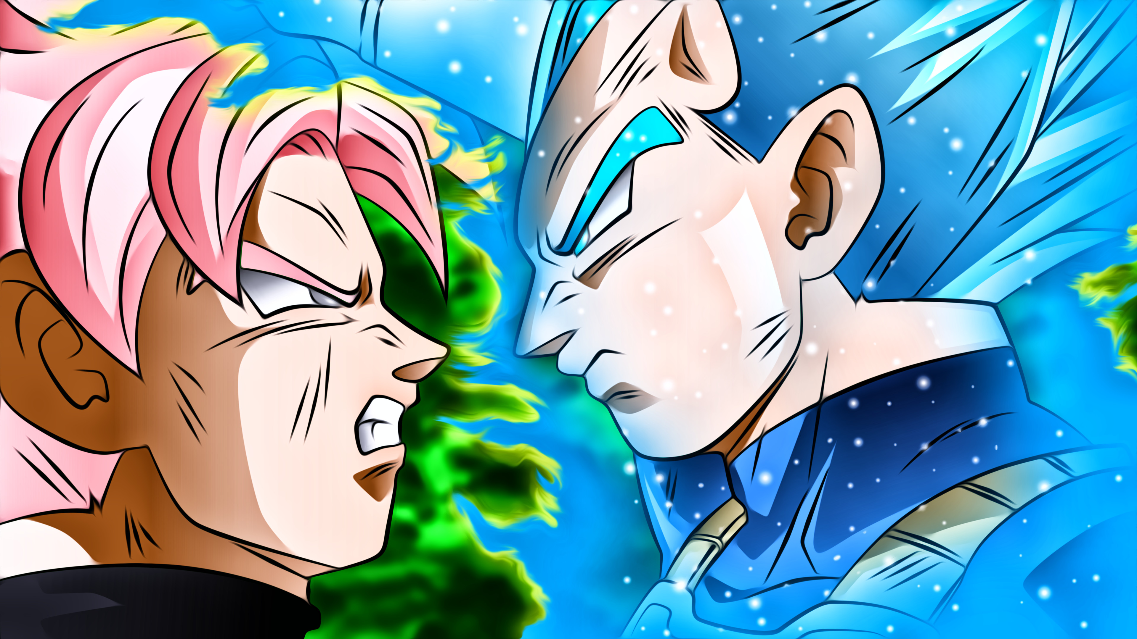 Dragon Ball Super Hit · HD Wallpaper | Background ID:773442