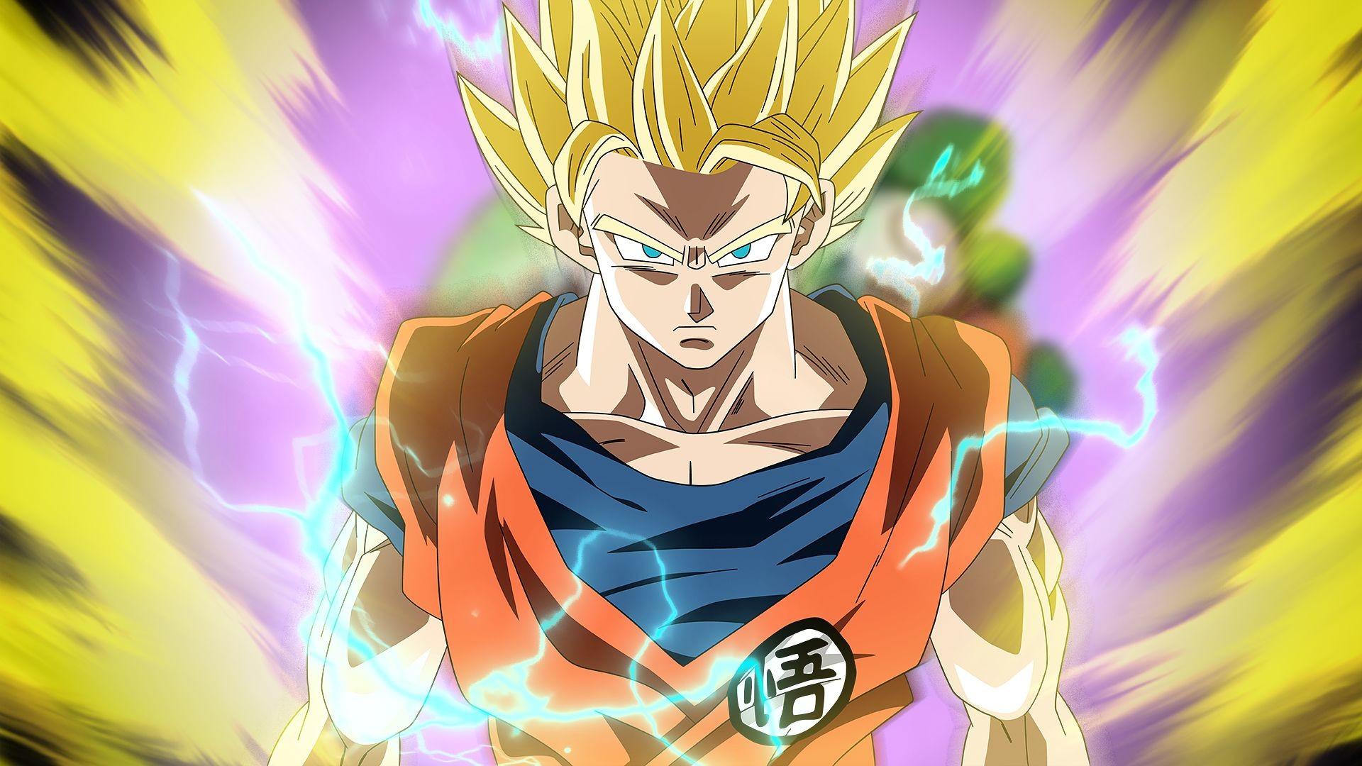 Dragon Ball Z Goku Super Saiyan 10 3d Wallpapers Full HD with High .