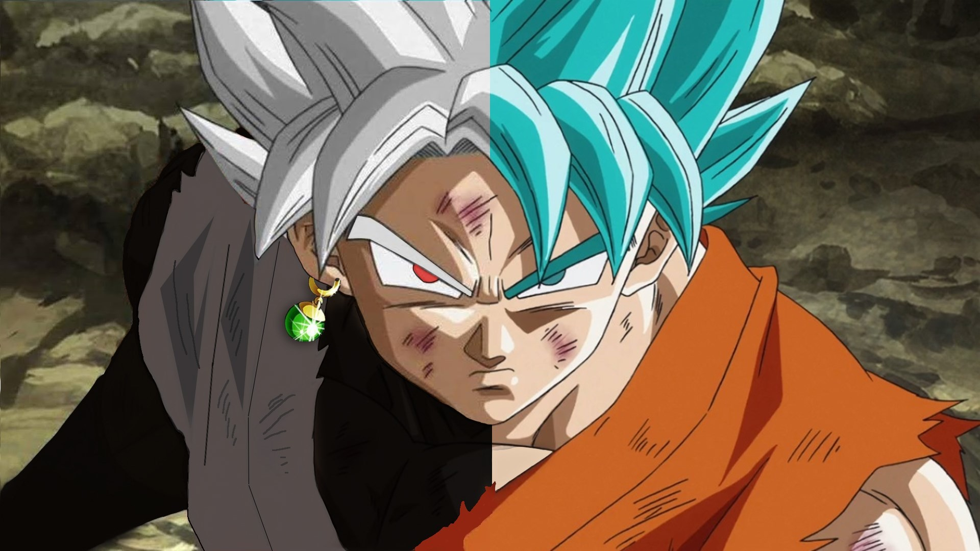 free wallpaper and screensavers for dragon ball super