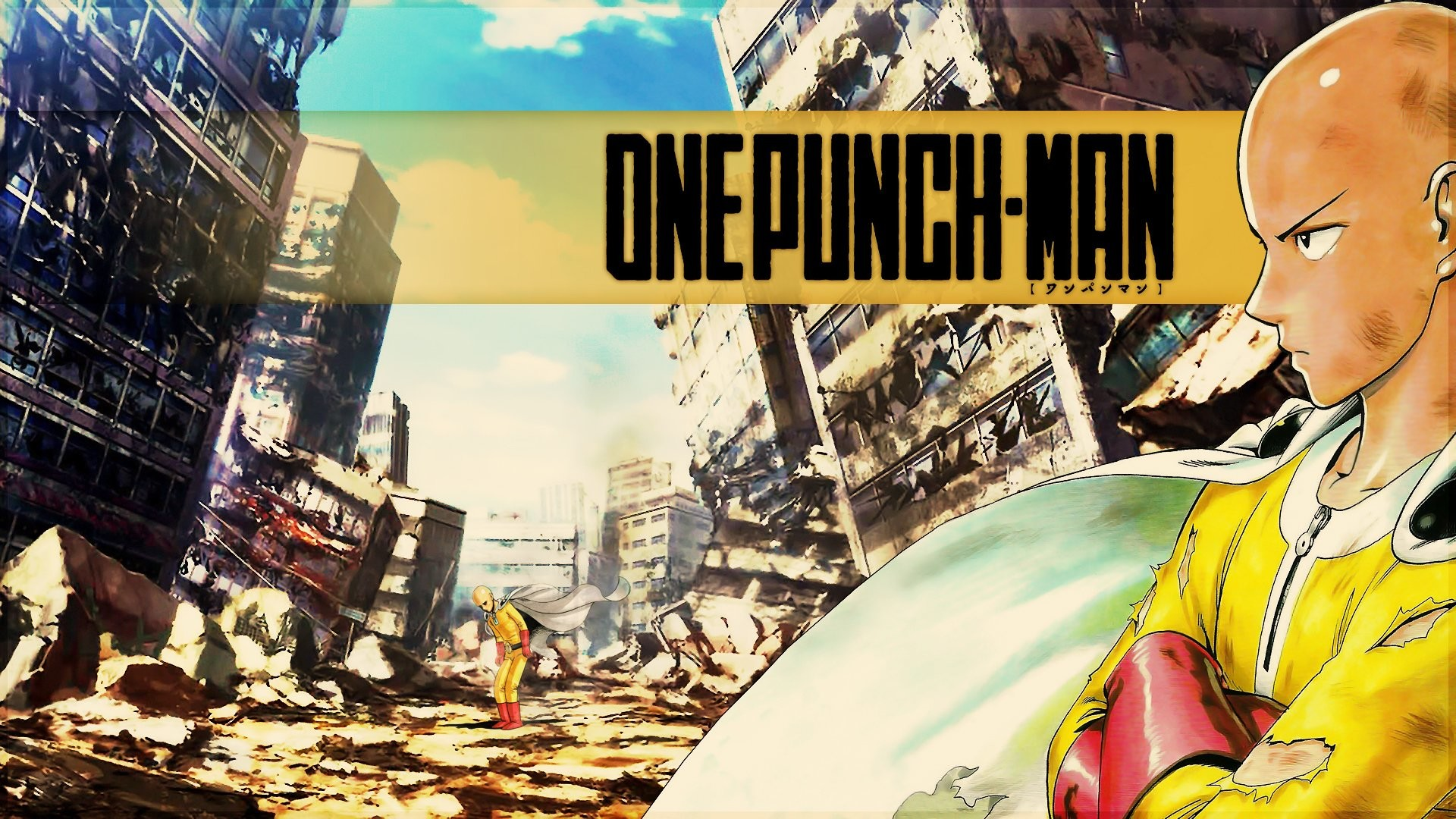 Lord Boros One-Punch Man Saitama · HD Wallpaper | Background ID:670107