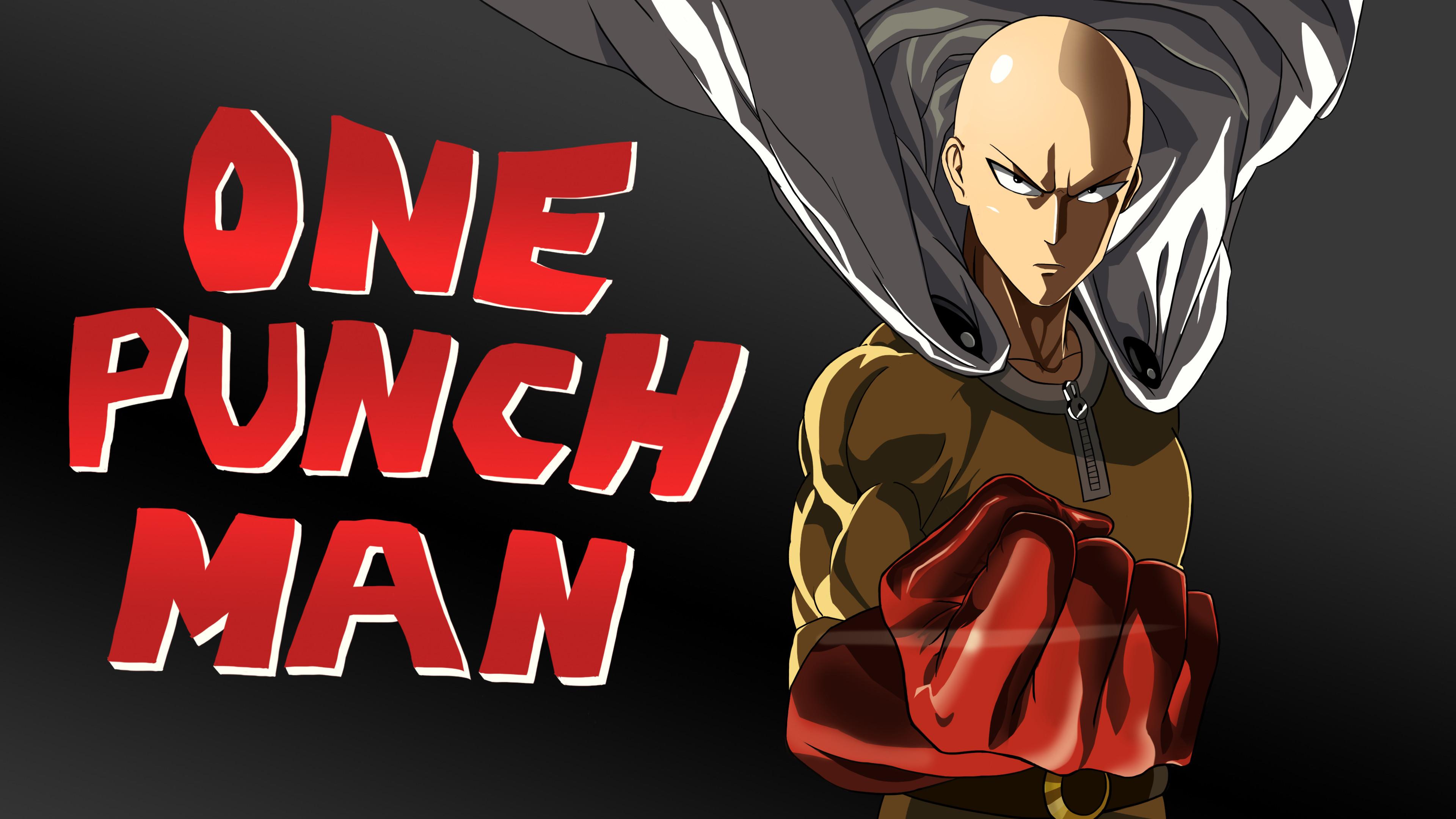 Anime – One-Punch Man Saitama (One-Punch Man) Wallpaper