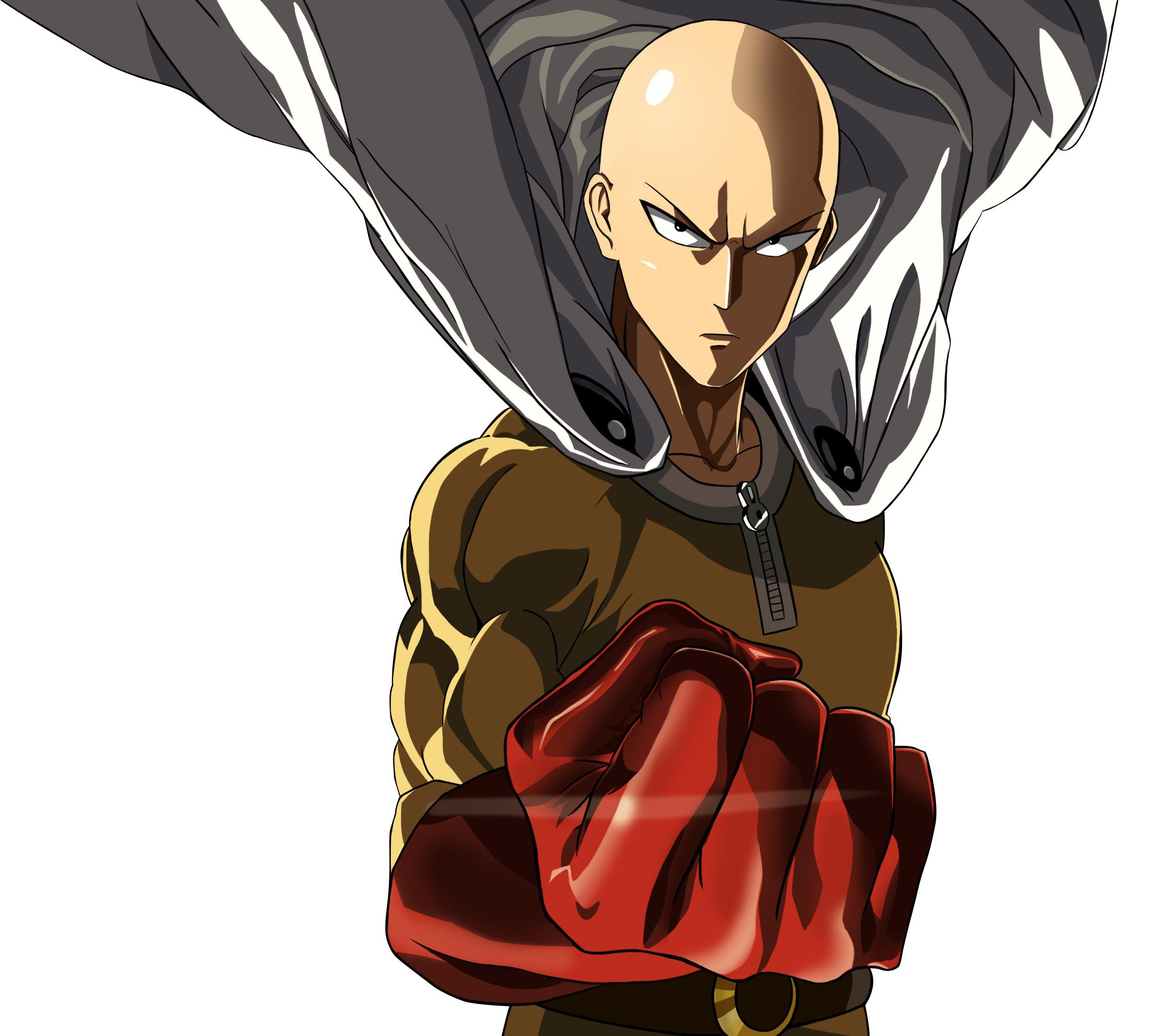 One-Punch Man Saitama · HD Wallpaper | Background ID:661649