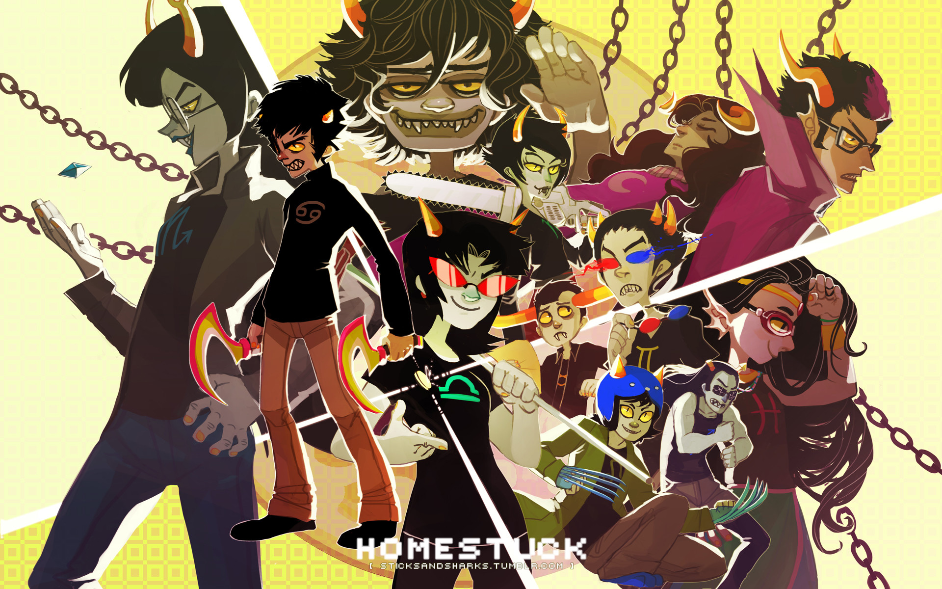 <b>Awesome Homestuck Wallpapers</b>, HD <b>Wallpapers