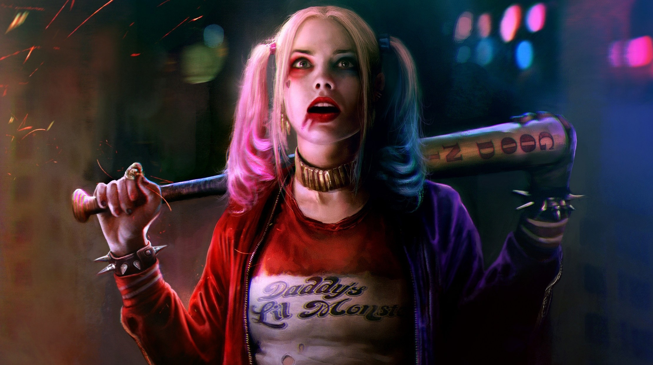 Harley Quinn Margot Robbie Suicide Squad · HD Wallpaper   Background  ID:697989