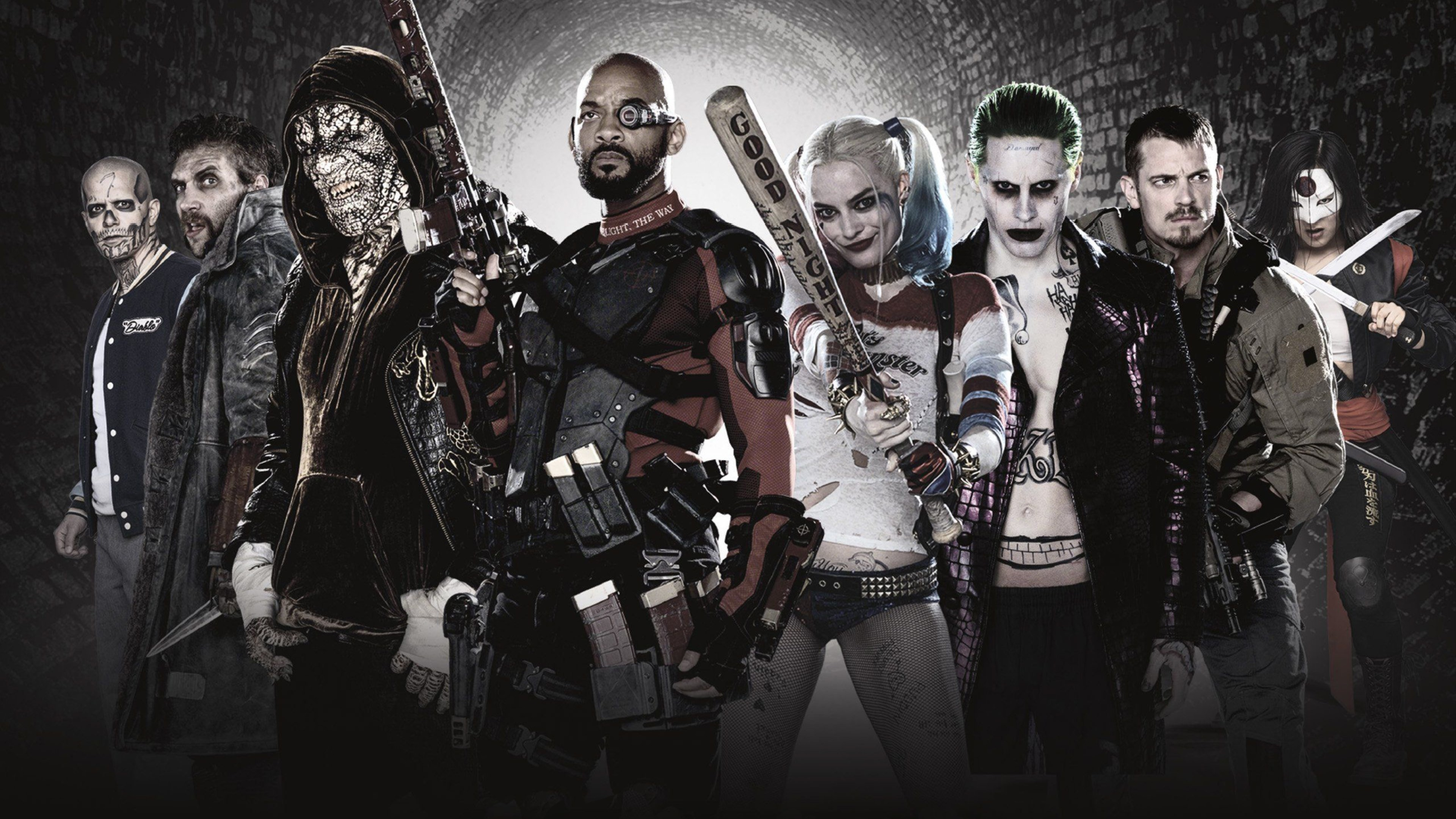 Suicide Squad New Poster Wallpaper   Movies HD Wallpapers – Visit to grab  an amazing super