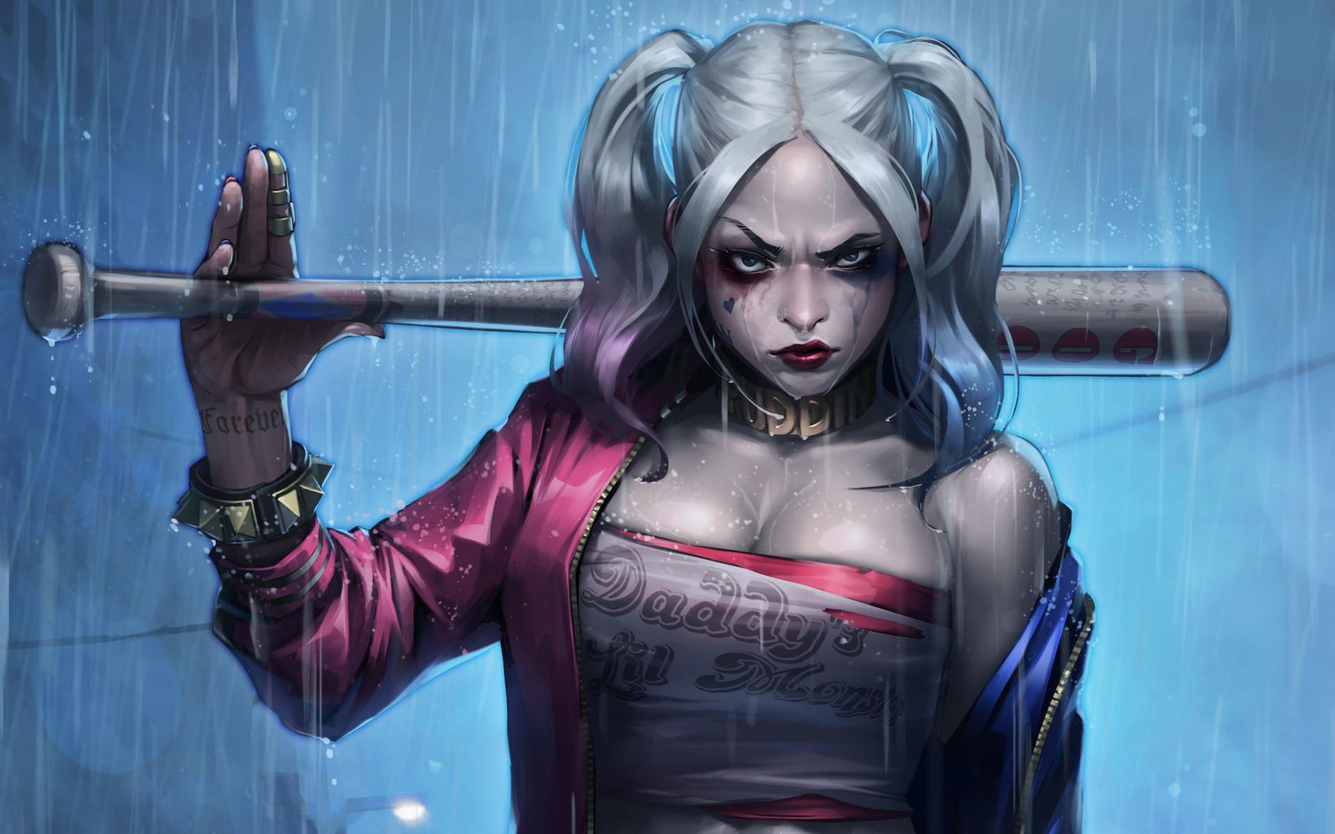 General Suicide Squad DC Comics Harley Quinn