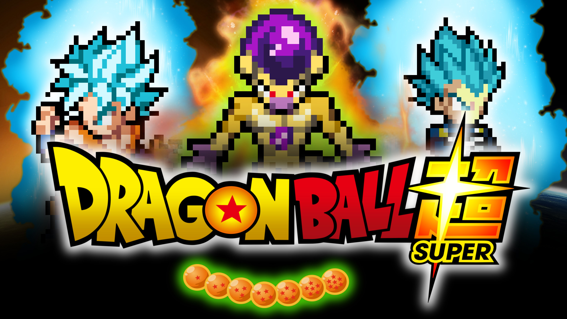 … Dragon Ball Super- Golden Frieza Saga Wallpaper by MattPlaysVG