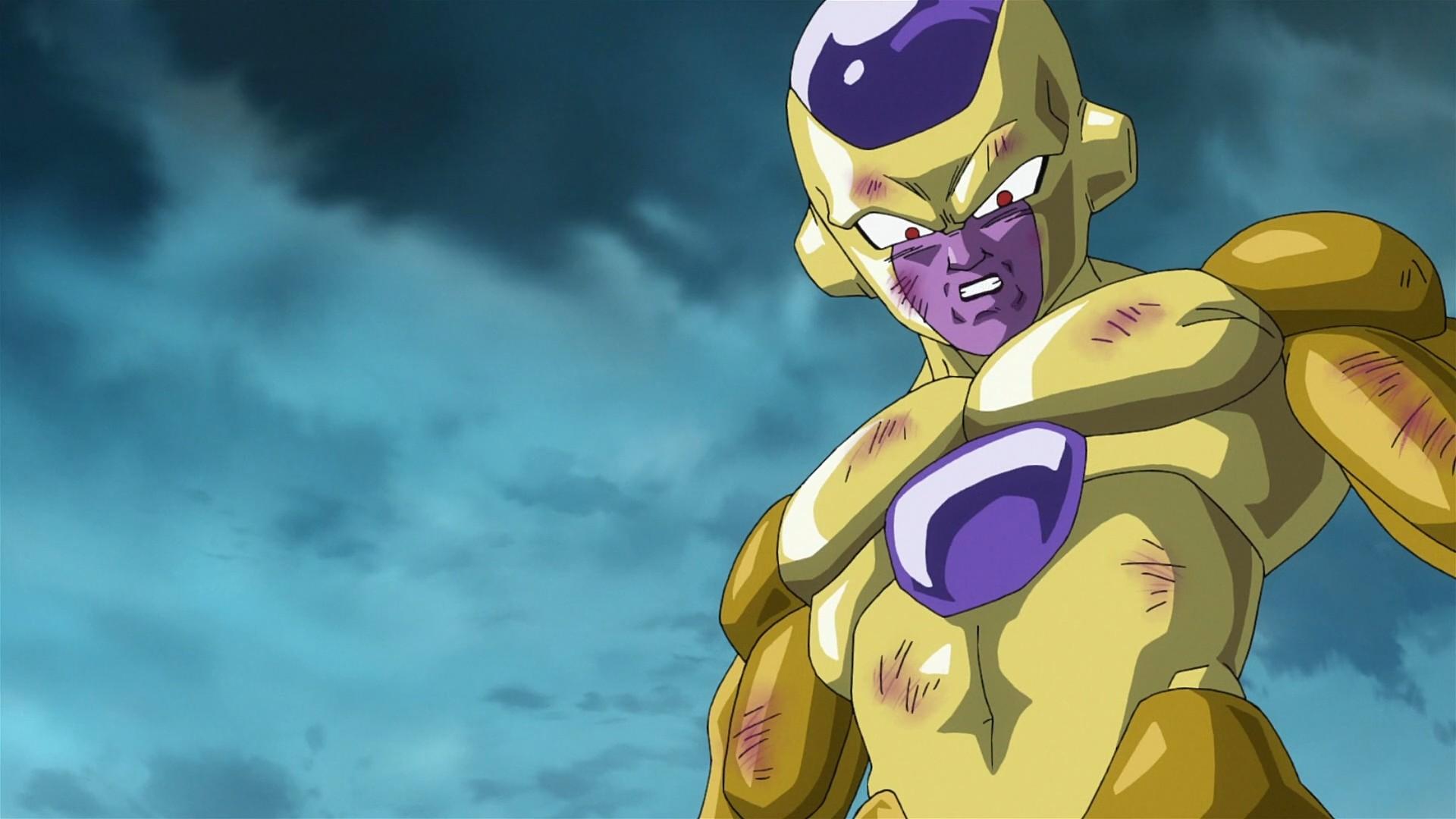 Golden Frieza/Freeza – Dragon Ball Z: Resurrection 'F ..