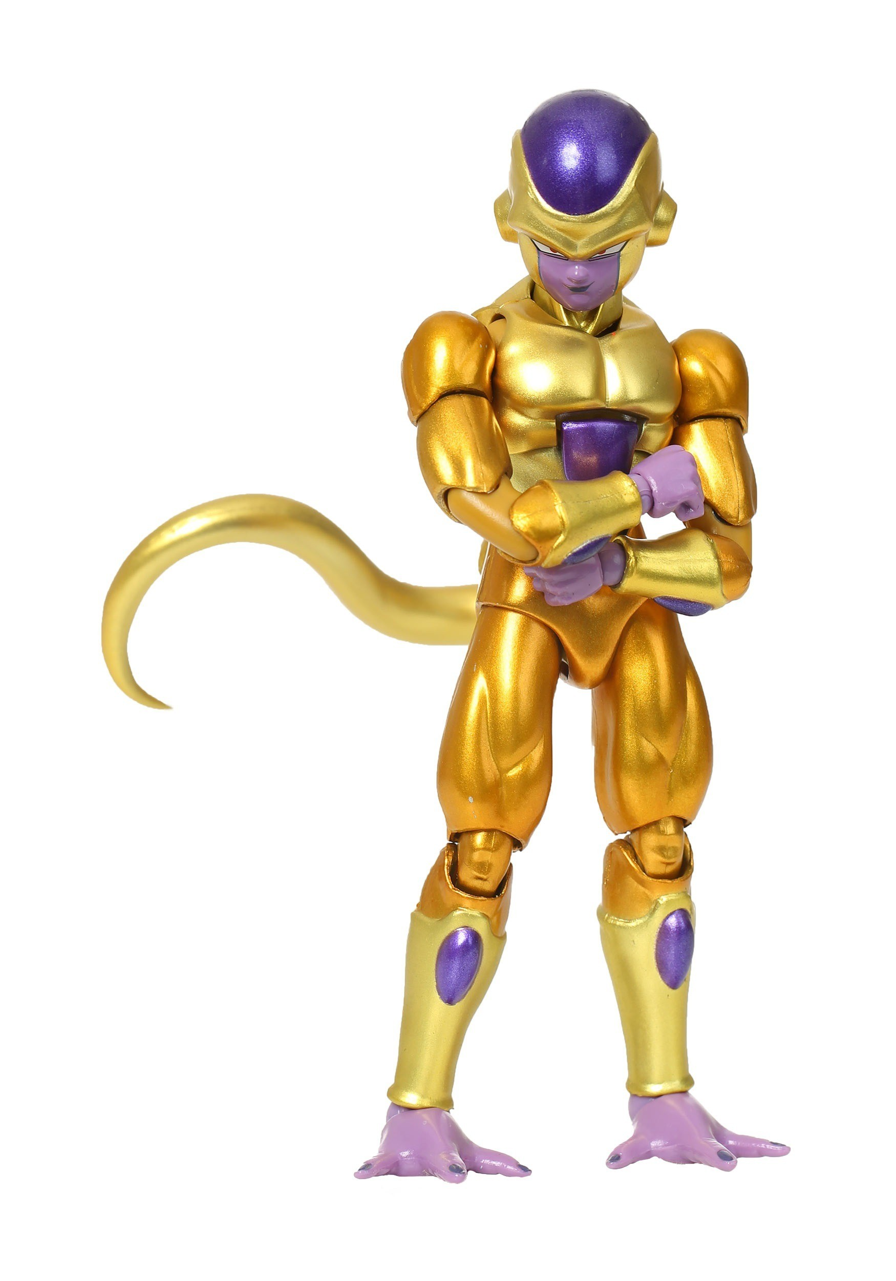 "Bandai Golden Frieza ""Dragon Ball"" Figure"