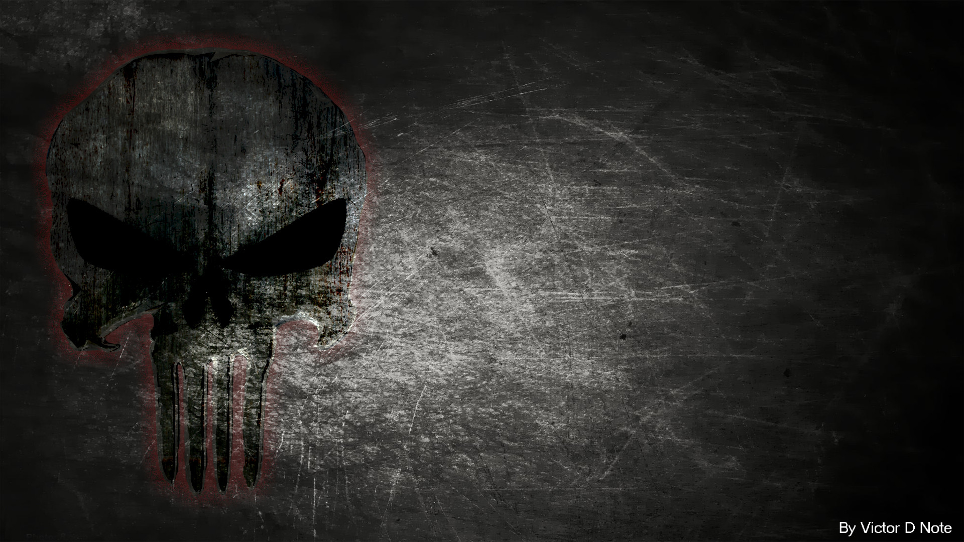The Punisher Wallpaper by VihKun on DeviantArt
