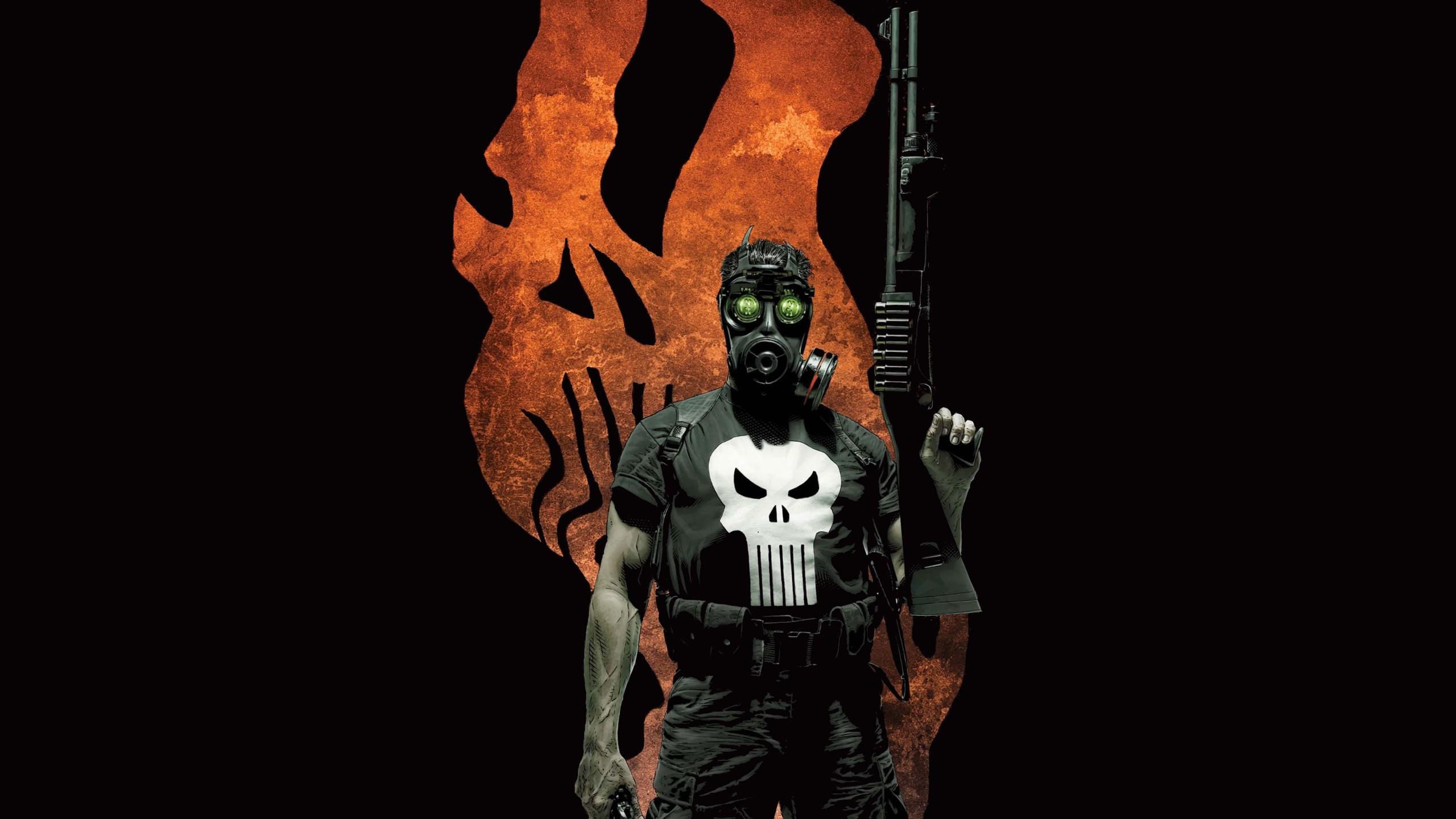 HD Wallpaper | Background ID:519503. Comics The Punisher