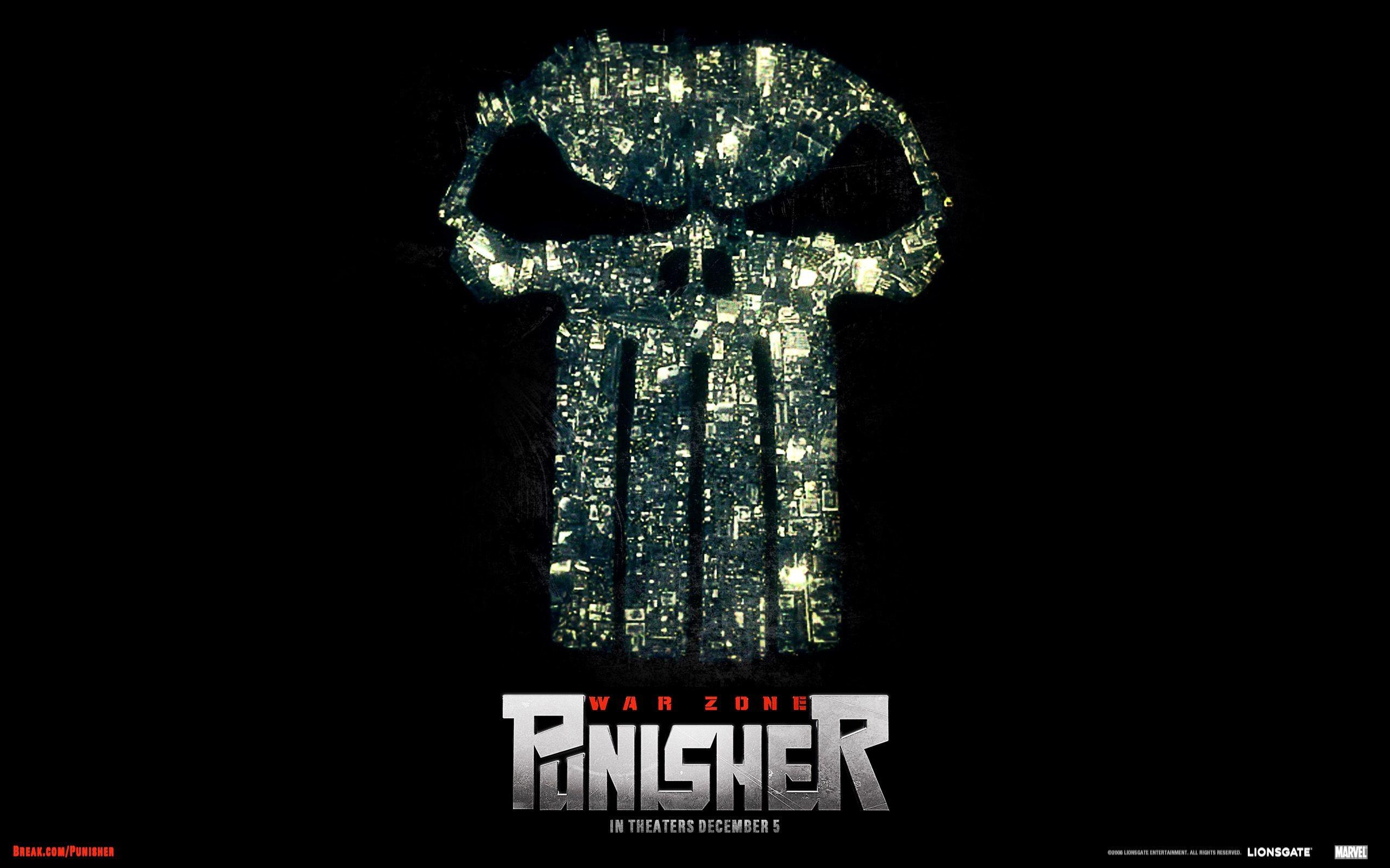 Punisher Official Punisher: War Zone Wallpaper 6 Wallpaper .