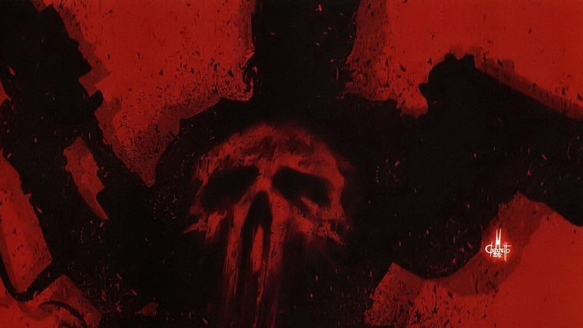 Punisher Skull Wallpaper – images & pictures