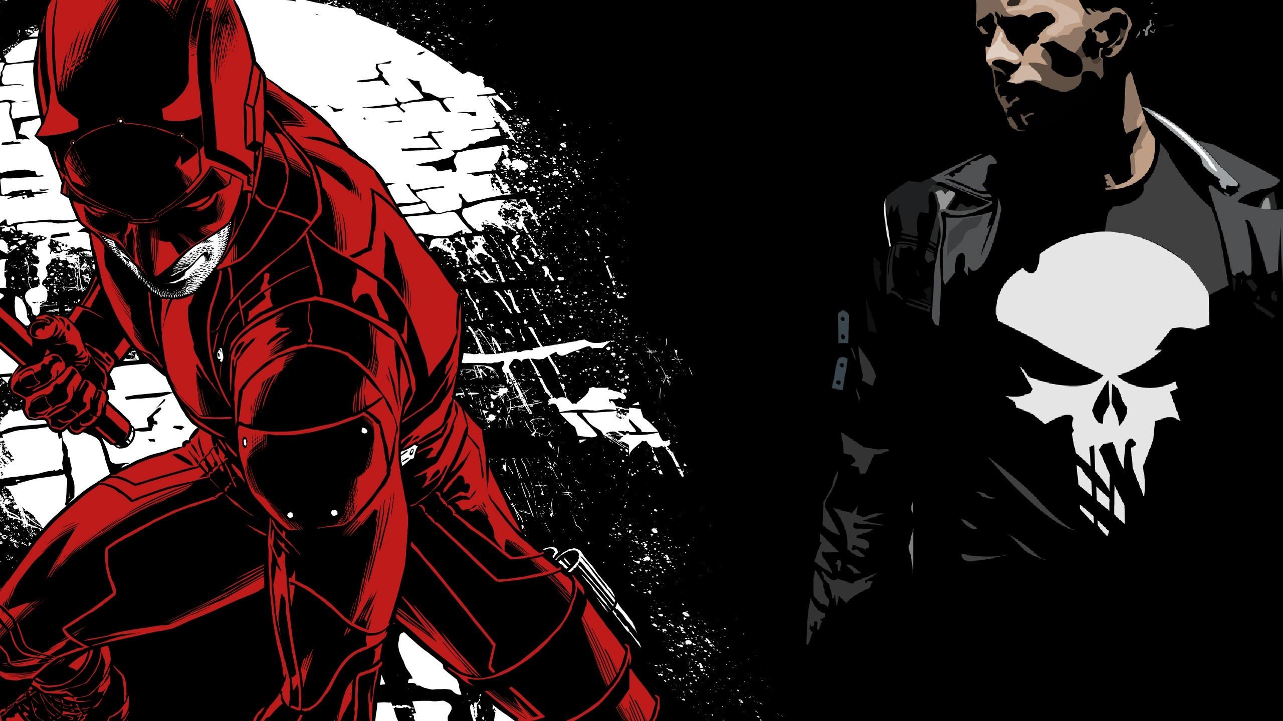 Daredevil & Punisher Wallpapers