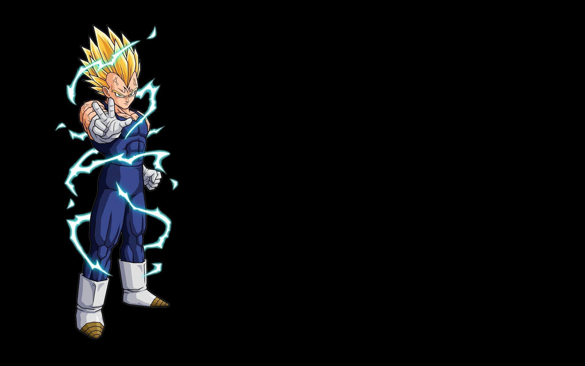 Dragon Ball Z Vegeta Wallpaper 1080p