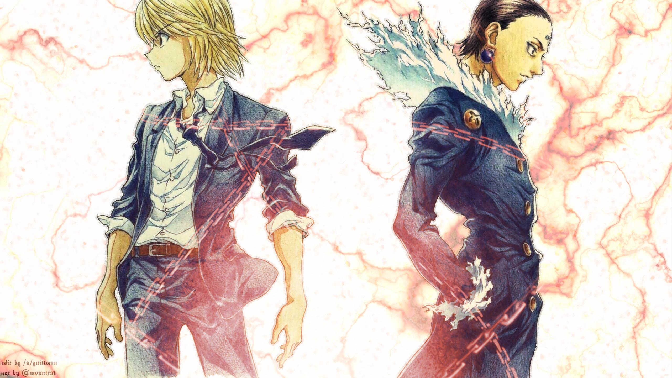 Anime – Hunter x Hunter Wallpaper