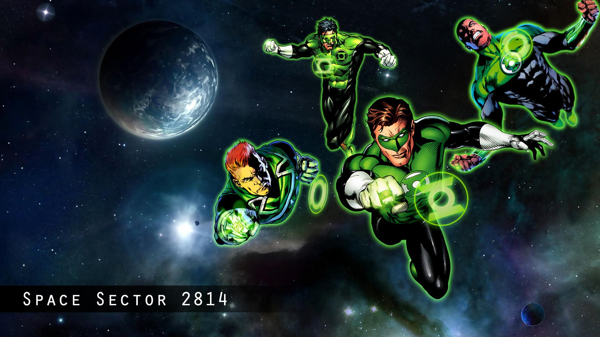 Green Lantern HD Wallpapers Backgrounds Wallpaper 1920×1080