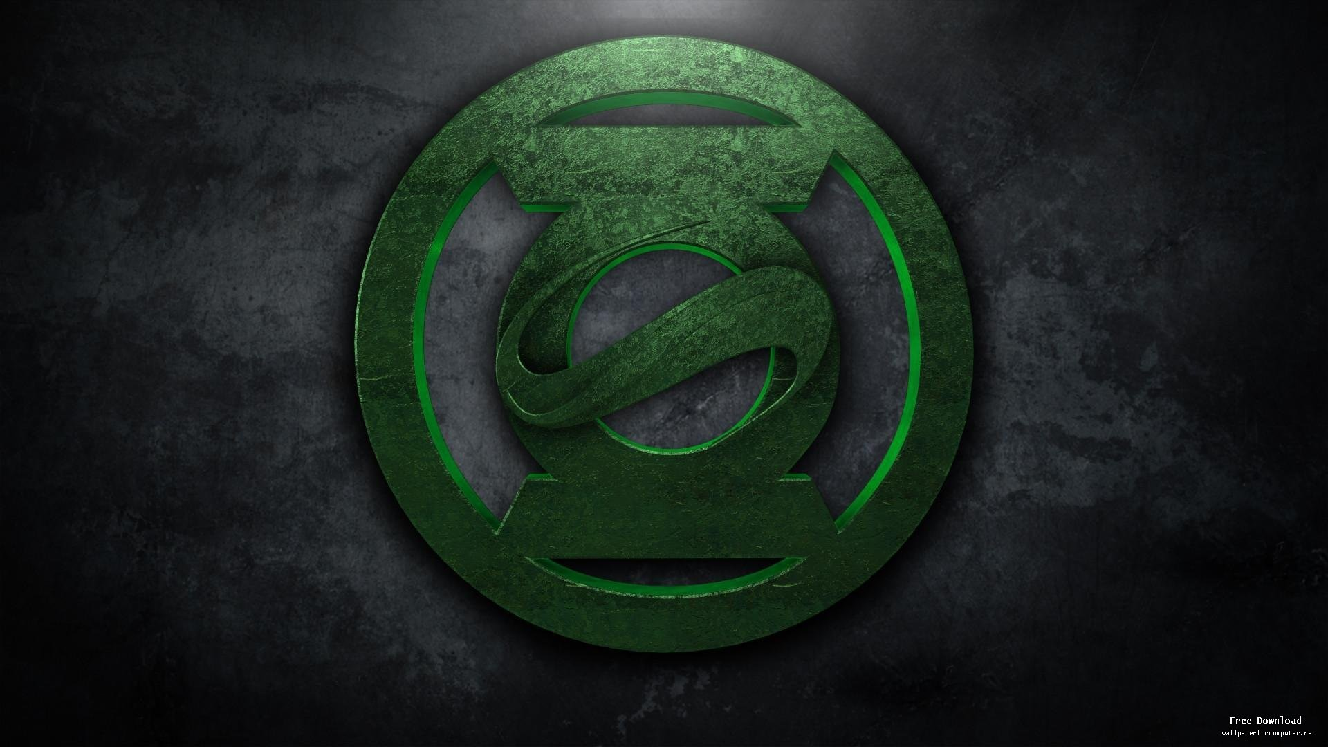 Green Lantern logo Wallpapers for Computer 218 – HD Wallpapers Site