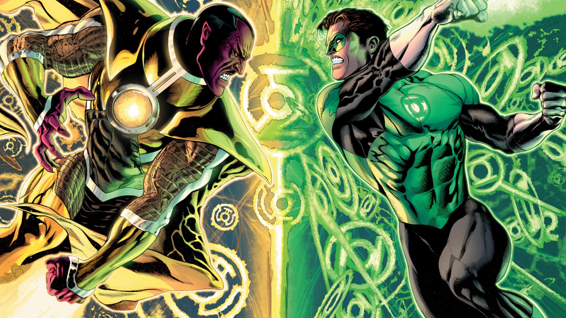 Green Lantern · HD Wallpaper   Background ID:436612