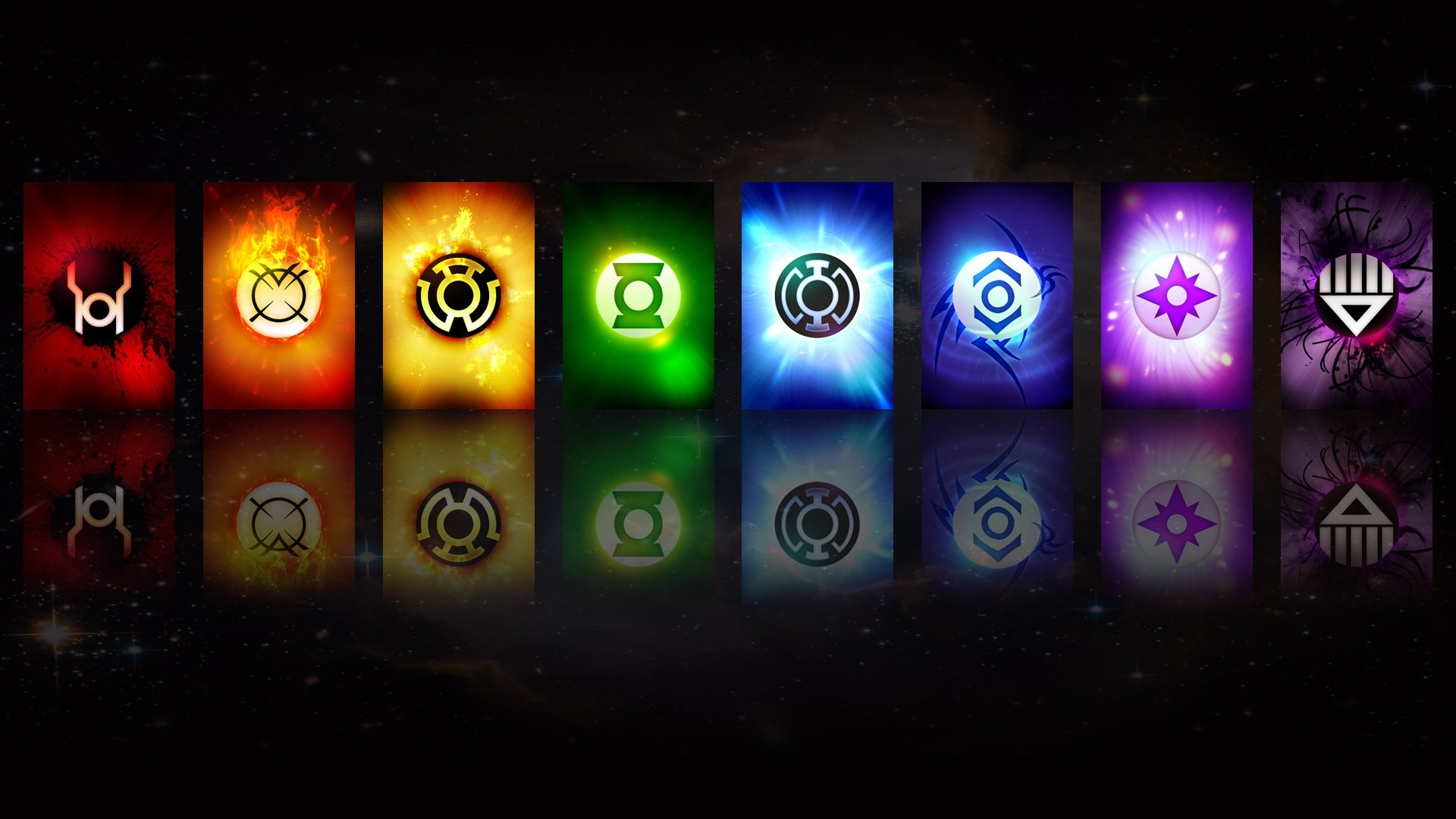 HD Wallpaper   Background ID:403133. Comics Green Lantern Corps