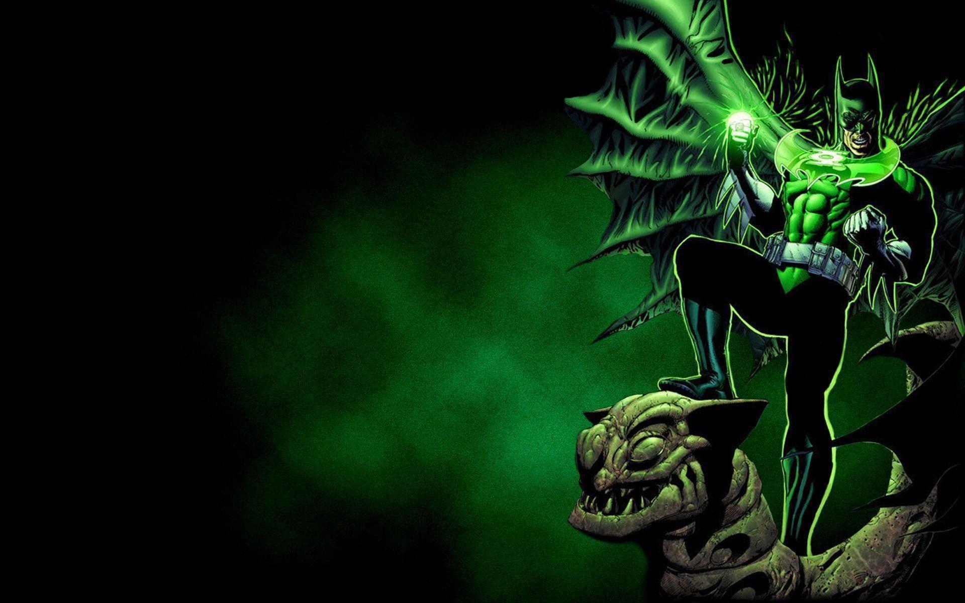 Green Lantern Wallpapers – WallpaperSafari