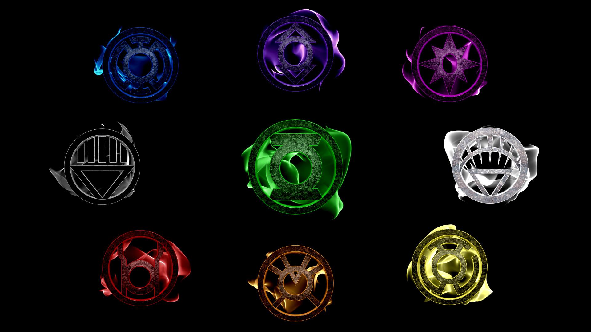 Lantern Corps …