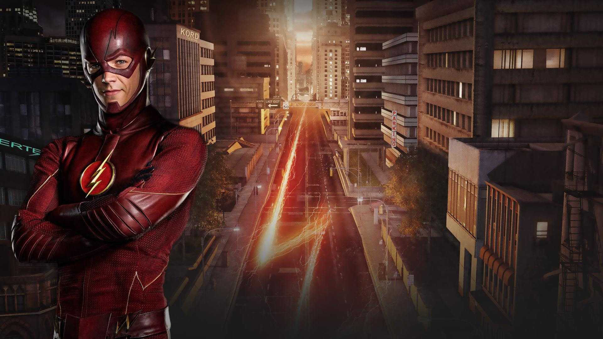 Barry Allen the Flash wallpaper