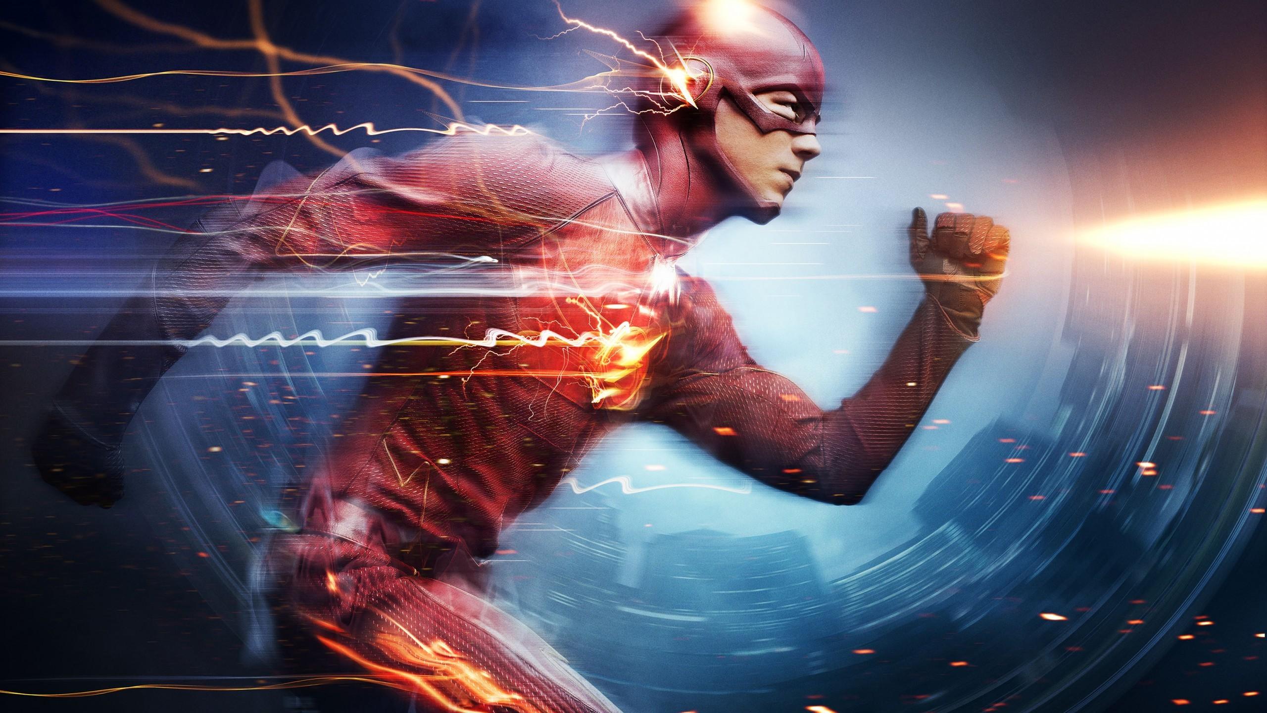 Tags: Grant Gustin, The Flash, HD