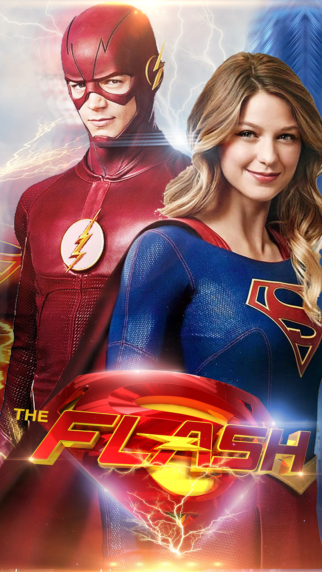 The Flash Hd Wallpapers for iPhone