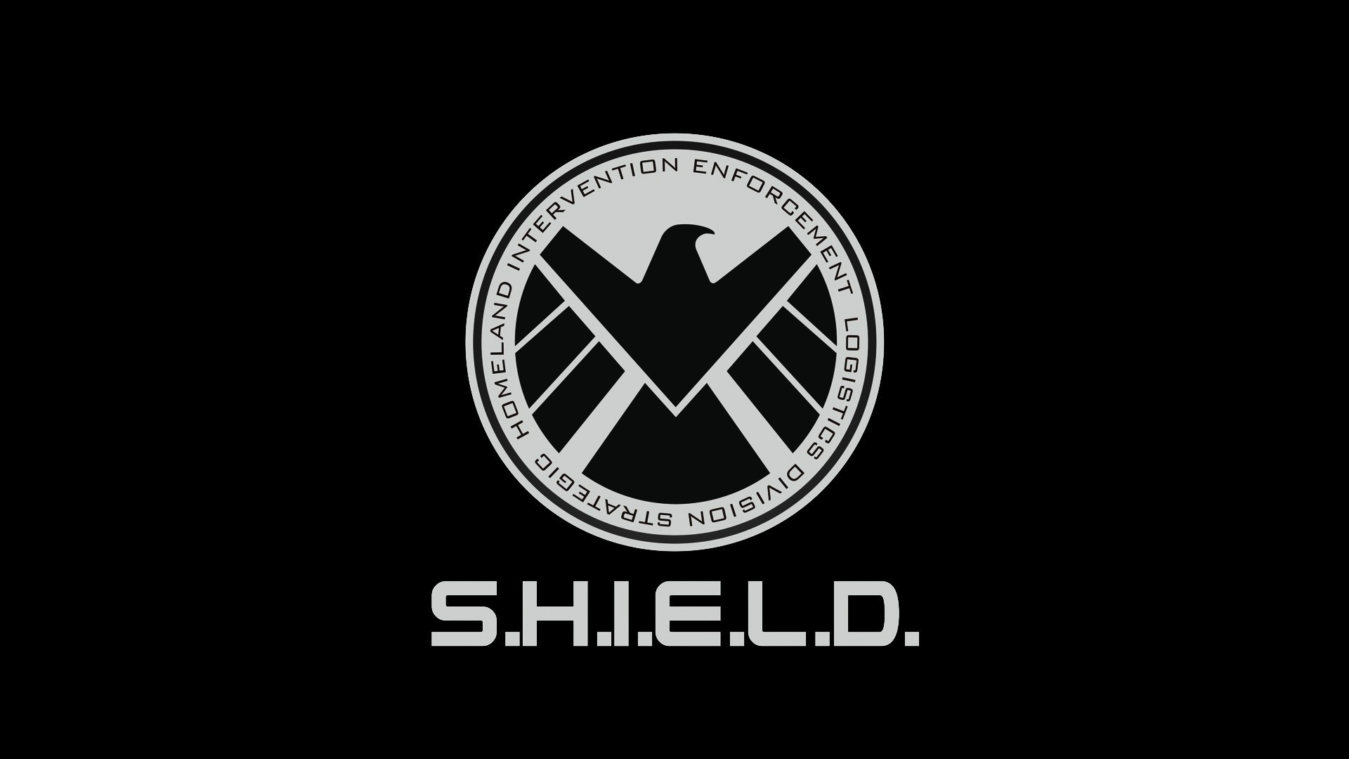 FunMozar – Marvel – The Avengers Shield Logo Wallpapers