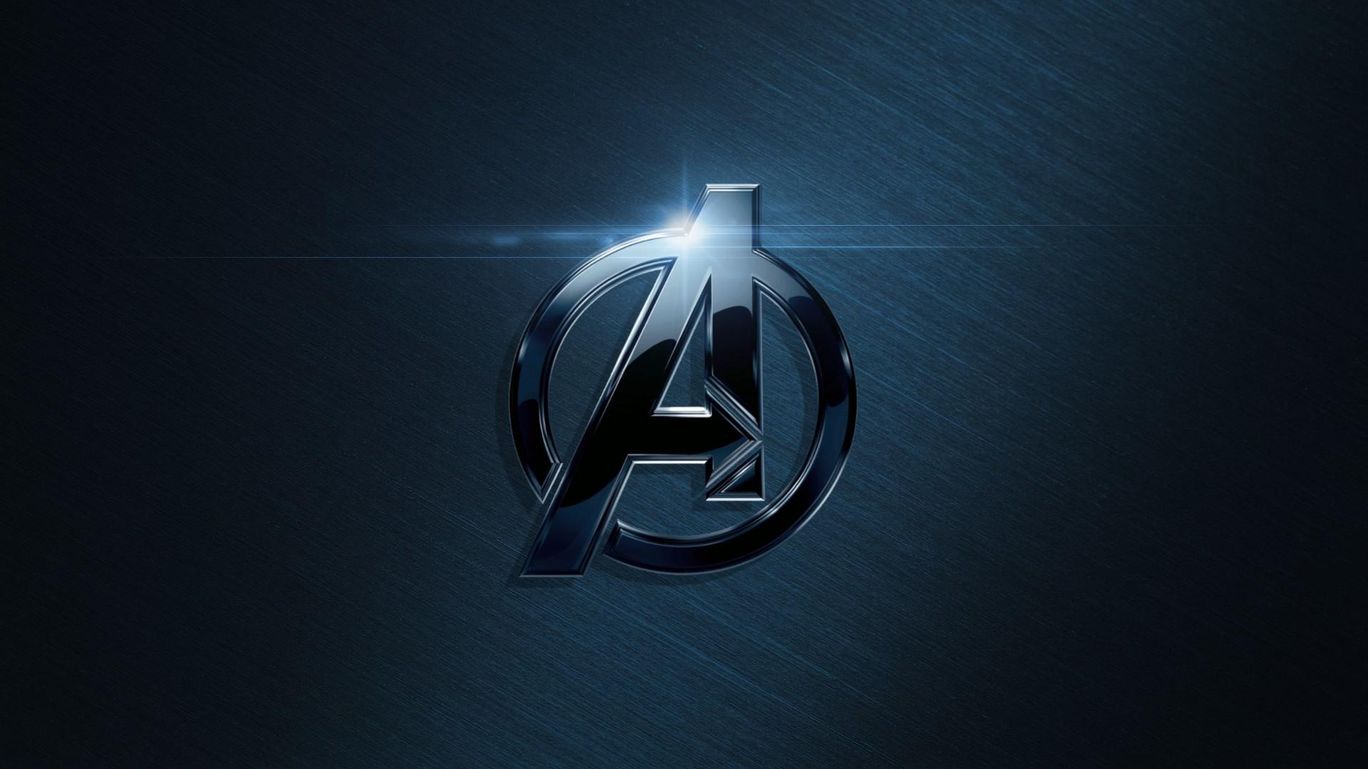The Avengers Logo Movie Wallpaper